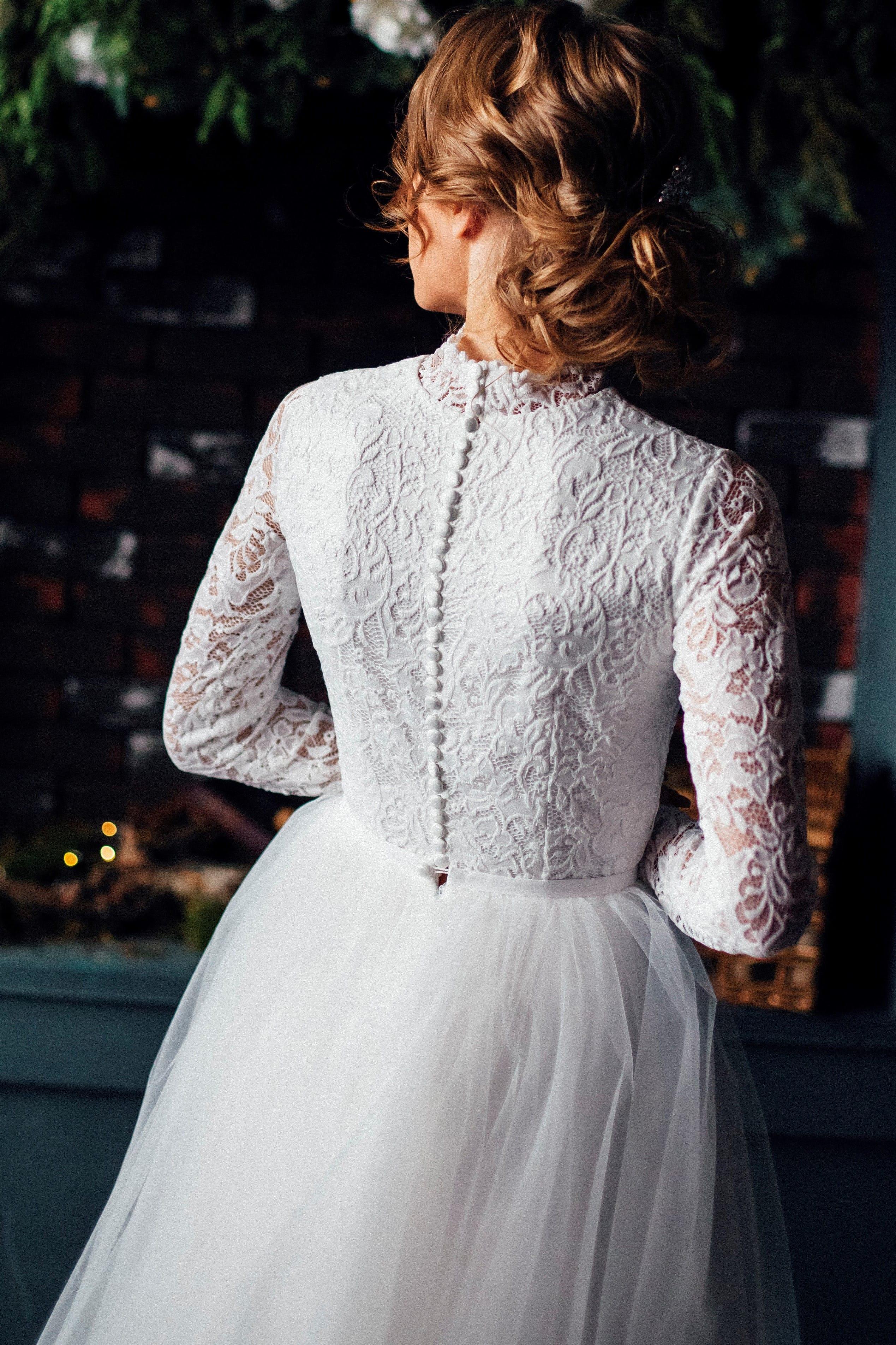 Свадебное платье CHRISTINE, коллекция THE ABSOLUTE LOVE, бренд RARE BRIDAL, фото 4