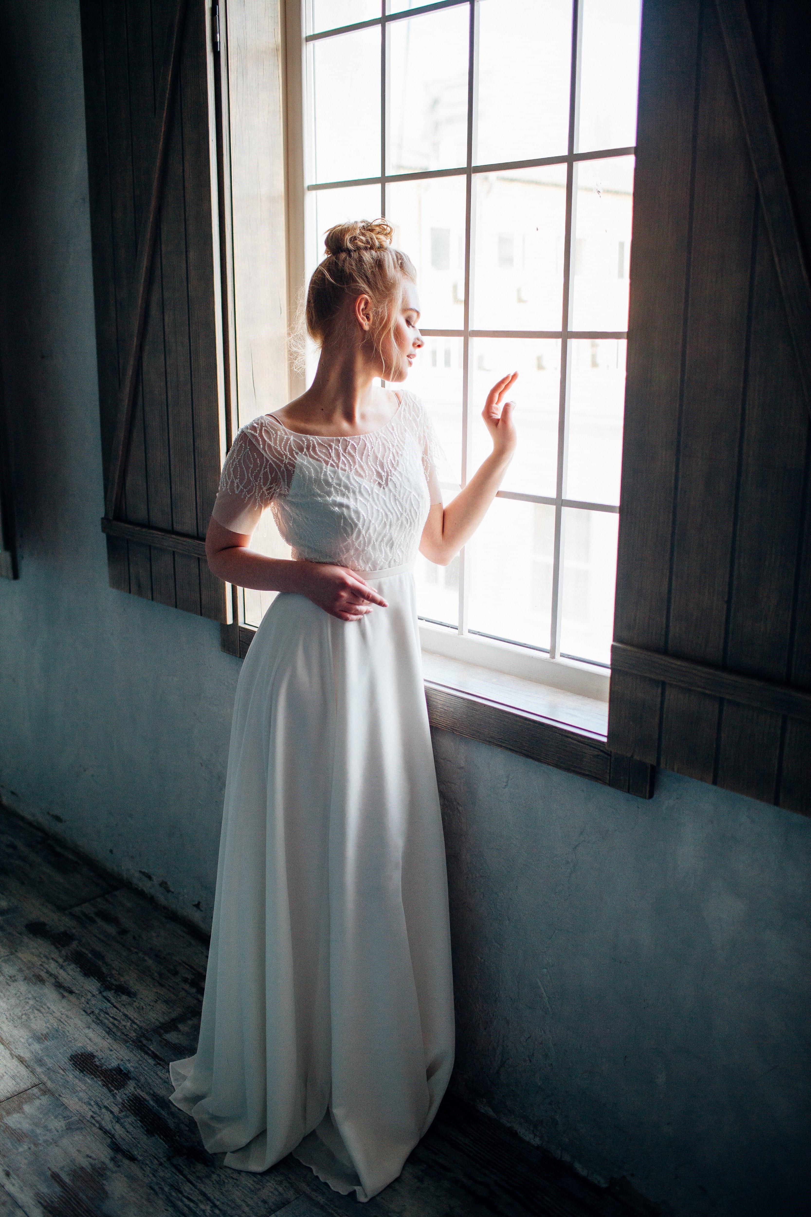 Свадебное платье ERELIMA, коллекция THE ANGELS, бренд RARE BRIDAL, фото 1