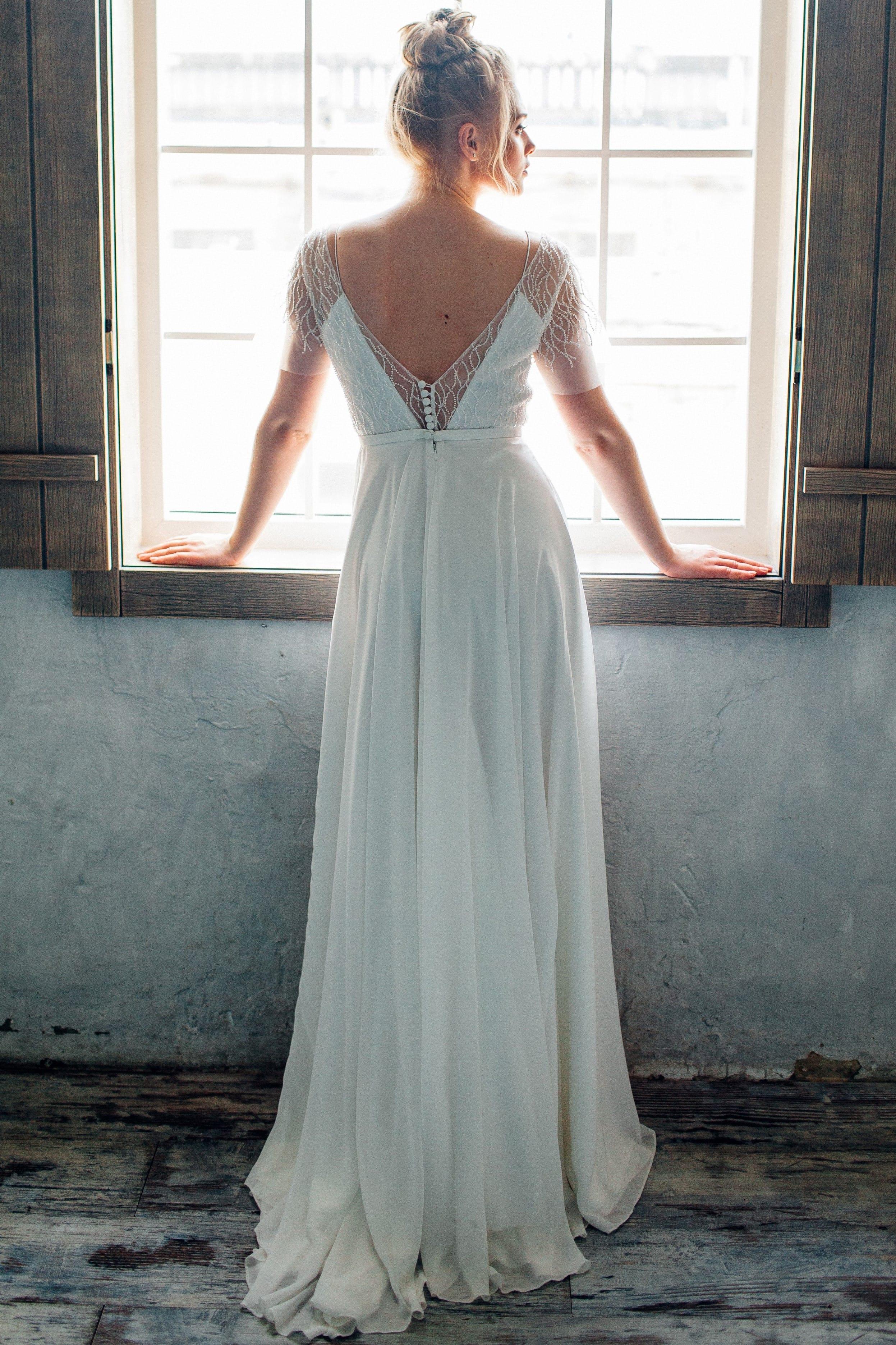 Свадебное платье ERELIMA, коллекция THE ANGELS, бренд RARE BRIDAL, фото 2