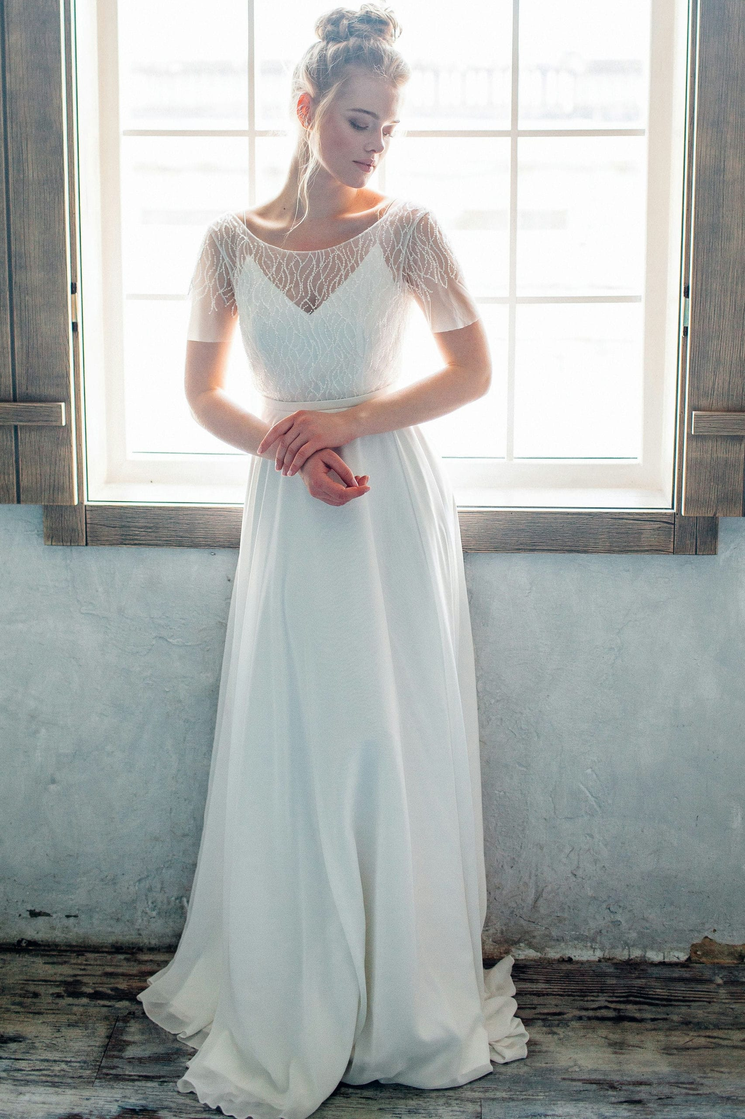 Свадебное платье ERELIMA, коллекция THE ANGELS, бренд RARE BRIDAL, фото 3