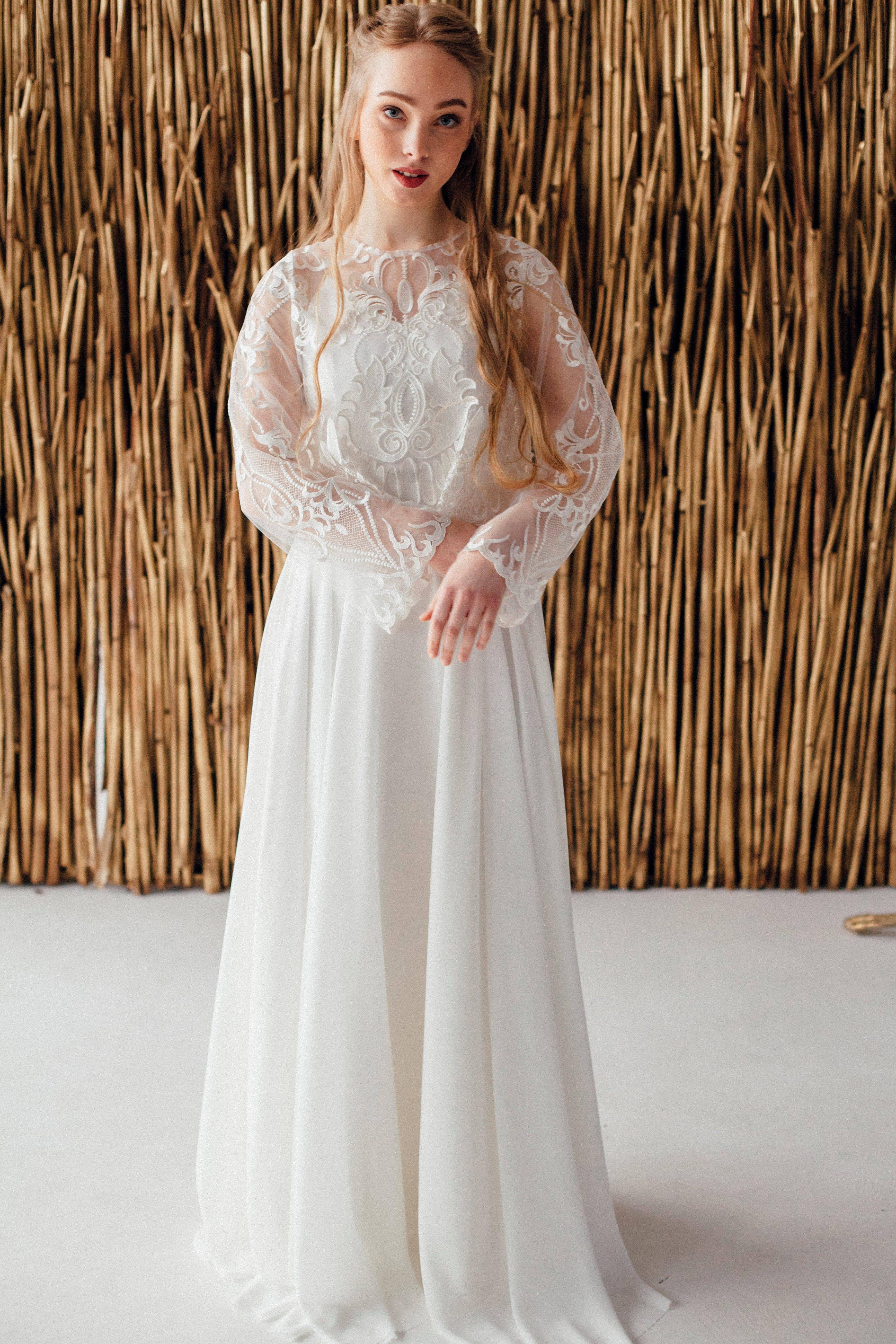Свадебное платье ESTER, коллекция MAGIC OF TENDERNESS, бренд LORA SONG, фото 1