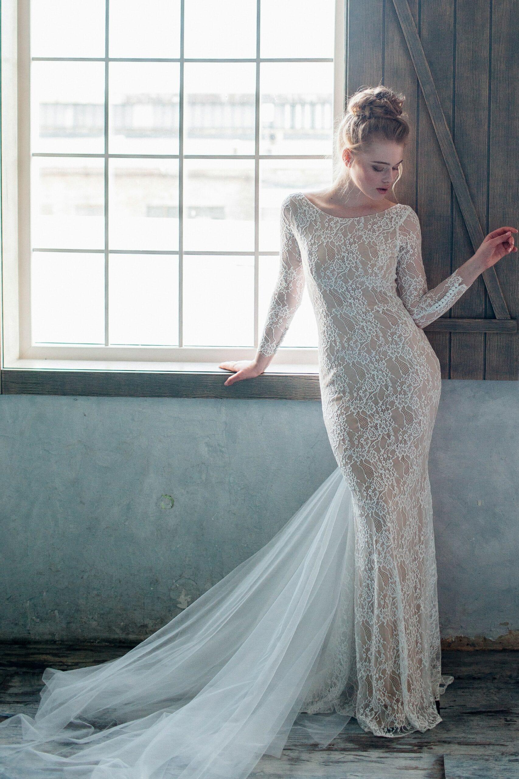 Свадебное платье GERMAELA, коллекция THE ANGELS, бренд RARE BRIDAL, фото 2