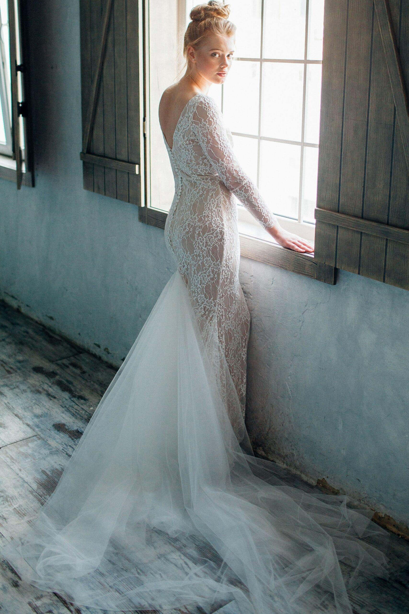Свадебное платье GERMAELA, коллекция THE ANGELS, бренд RARE BRIDAL, фото 3