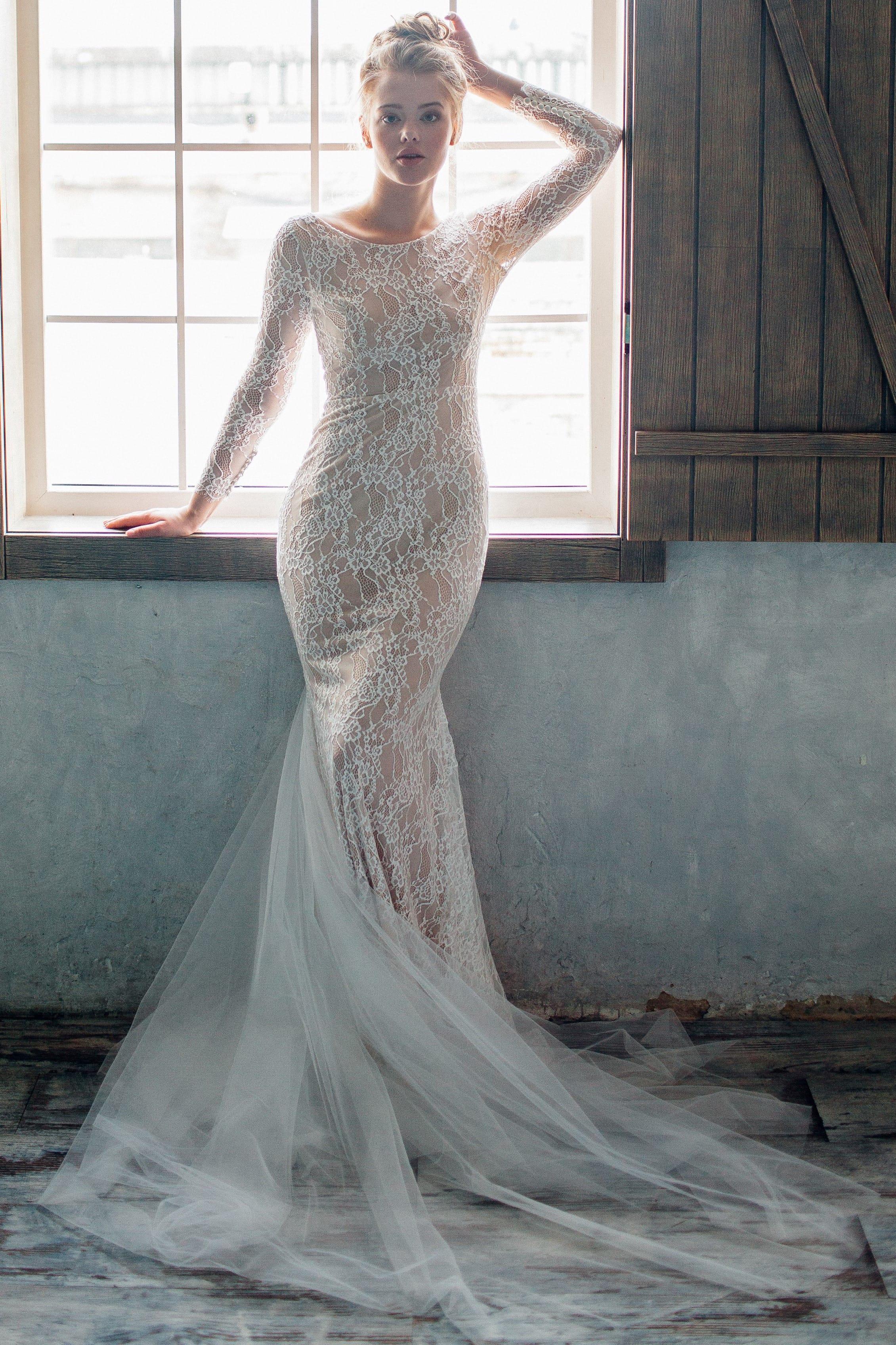 Свадебное платье GERMAELA, коллекция THE ANGELS, бренд RARE BRIDAL, фото 4