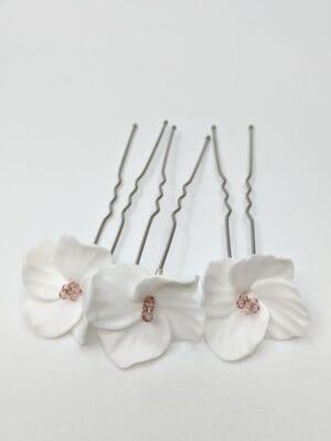 Набор (3 шт.) цветочных шпилек, артикул 34090002, фото 1