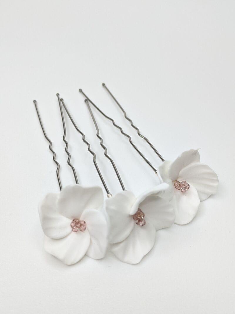 Набор (3 шт.) цветочных шпилек, артикул 34090002, фото 2