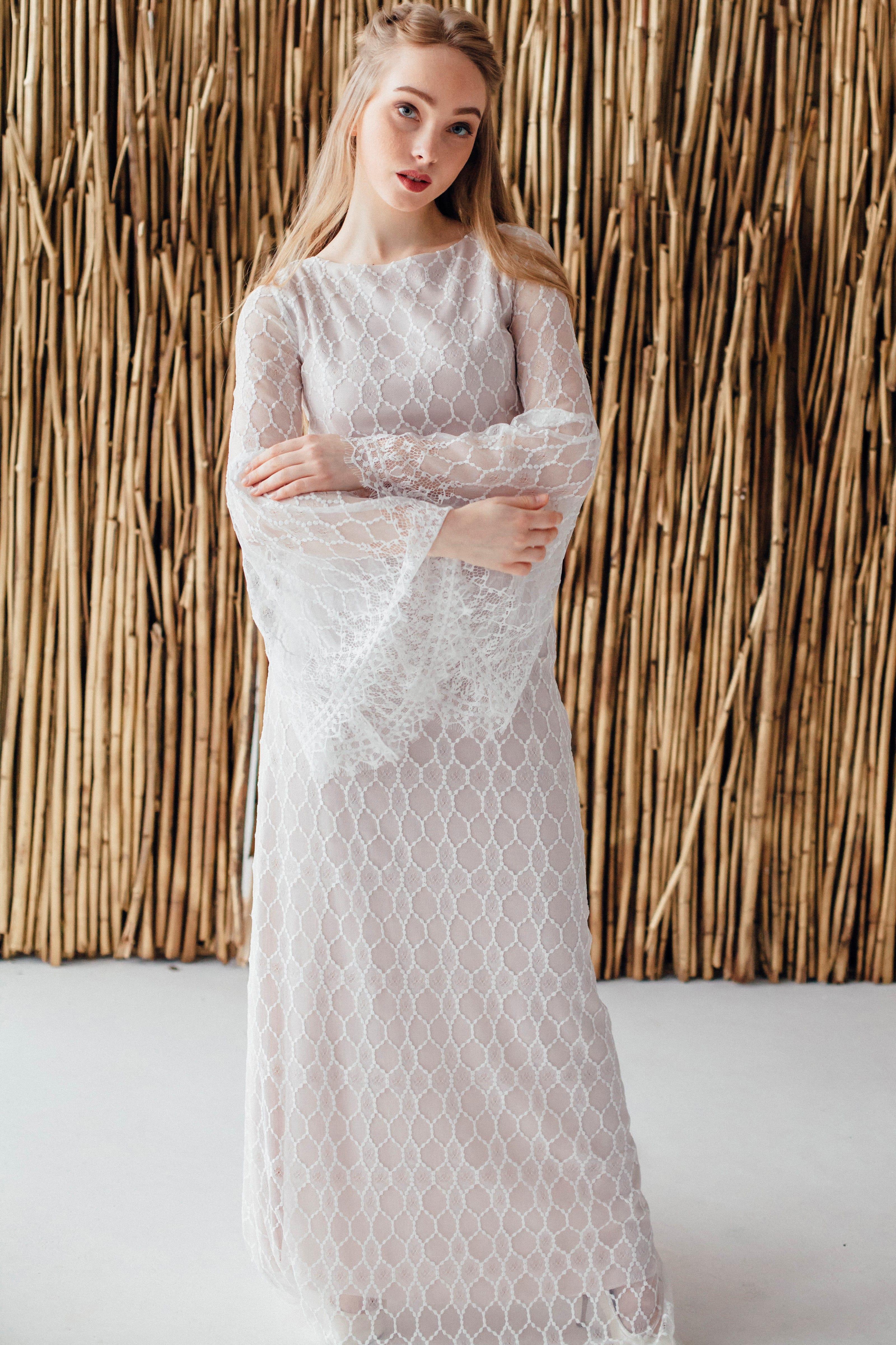 Свадебное платье EDISON, коллекция MAGIC OF TENDERNESS, бренд LORA SONG, фото 1