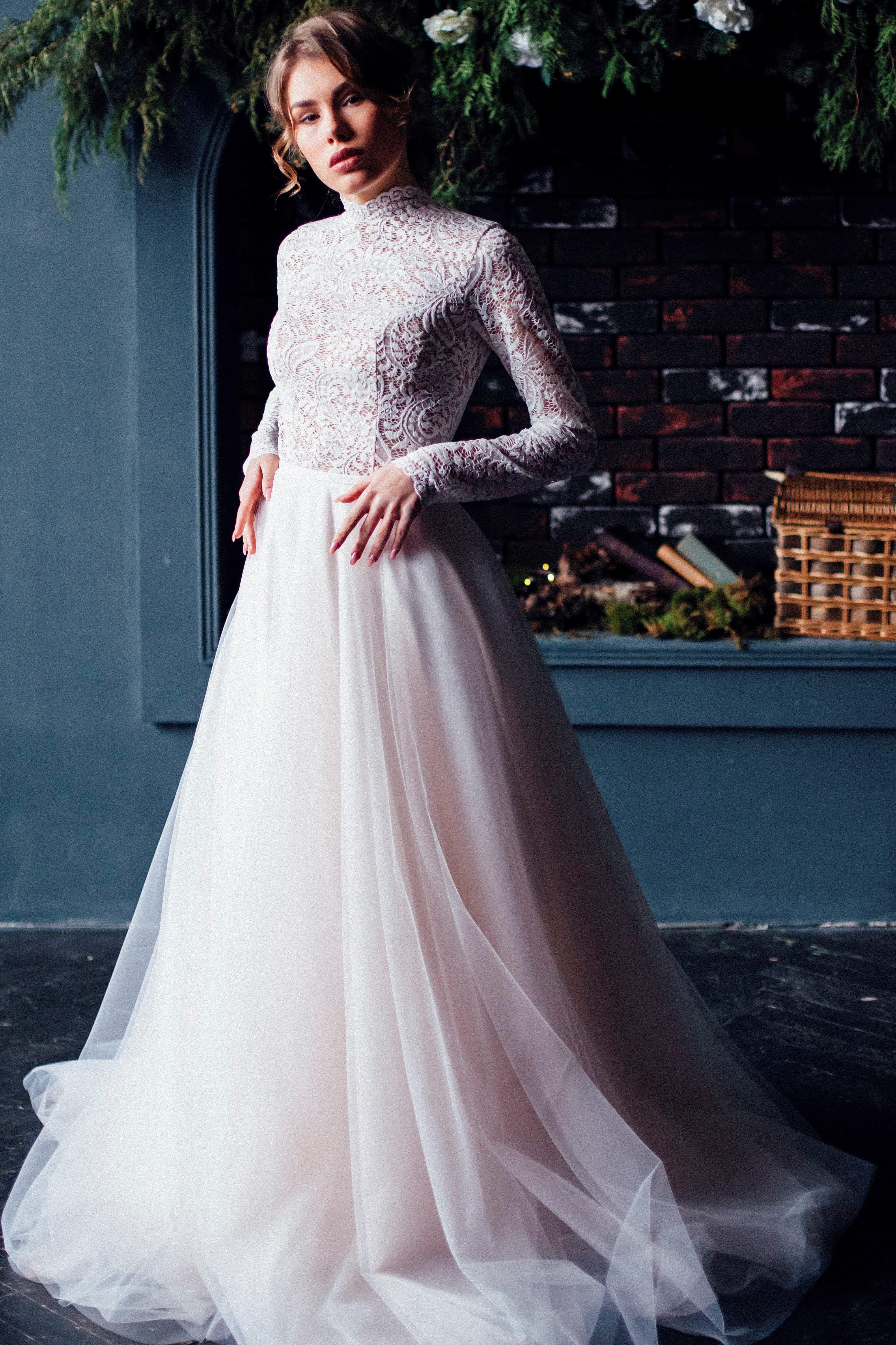 Свадебное платье ELLA, коллекция THE ABSOLUTE LOVE, бренд RARE BRIDAL, фото 2