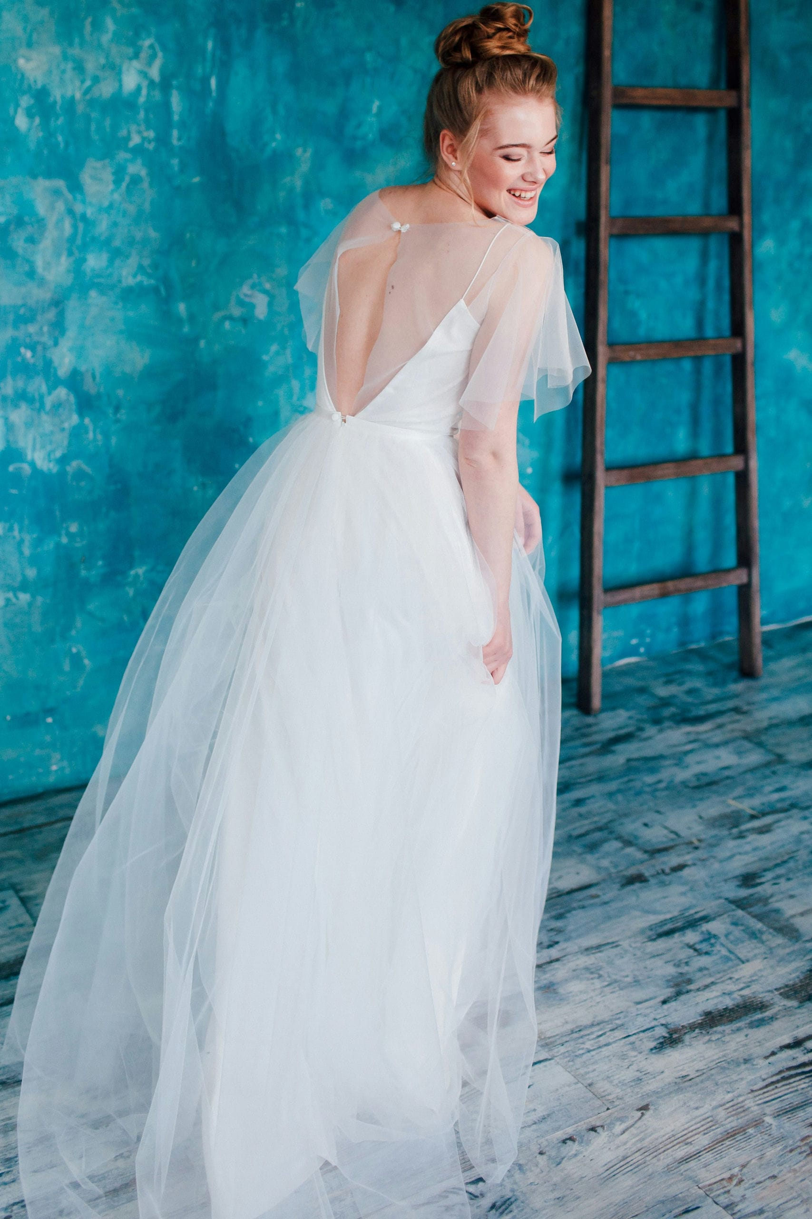 Свадебное платье EXOUSIA, коллекция THE ANGELS, бренд RARE BRIDAL, фото 1