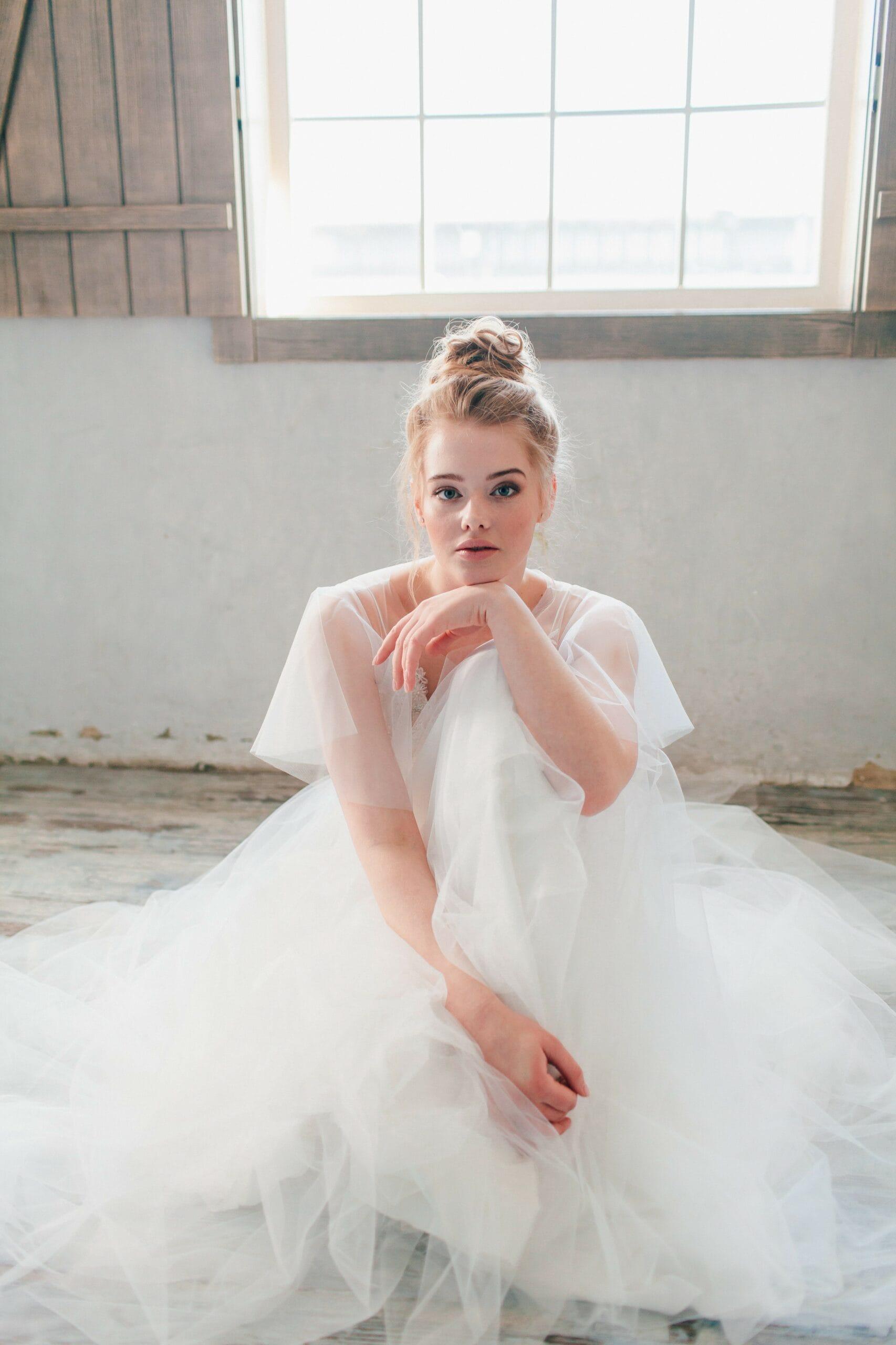 Свадебное платье EXOUSIA, коллекция THE ANGELS, бренд RARE BRIDAL, фото 3