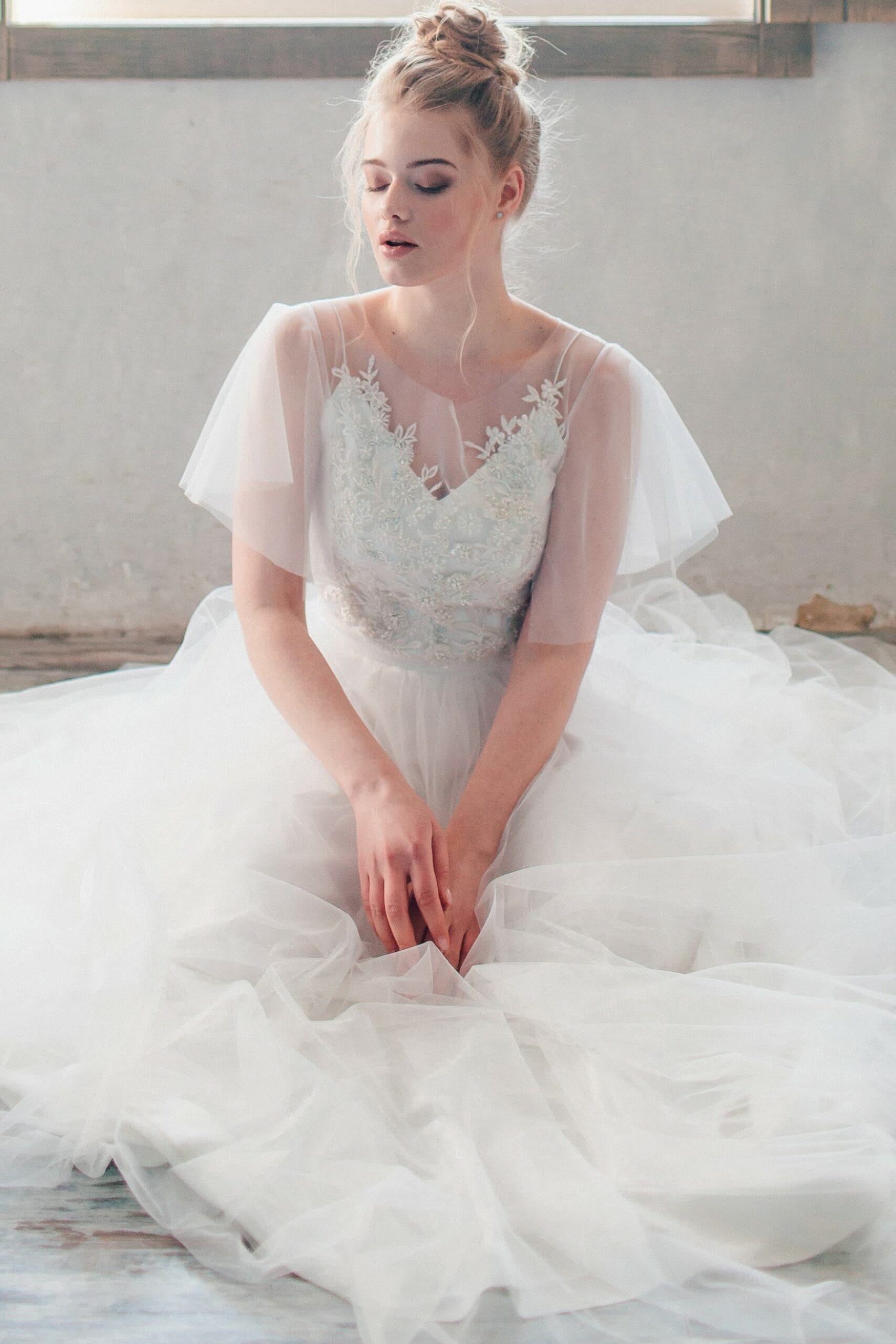 Свадебное платье EXOUSIA, коллекция THE ANGELS, бренд RARE BRIDAL, фото 4