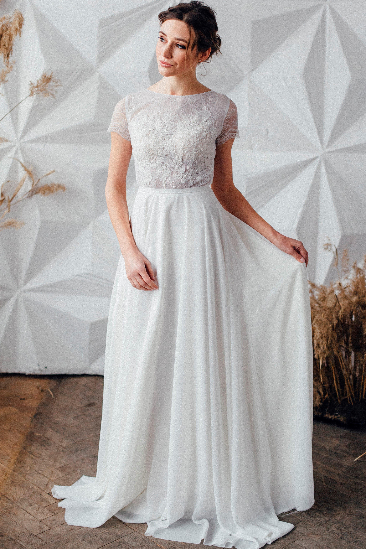 Свадебное платье BOZENA, коллекция MAGIC OF TENDERNESS, бренд LORA SONG, фото 1