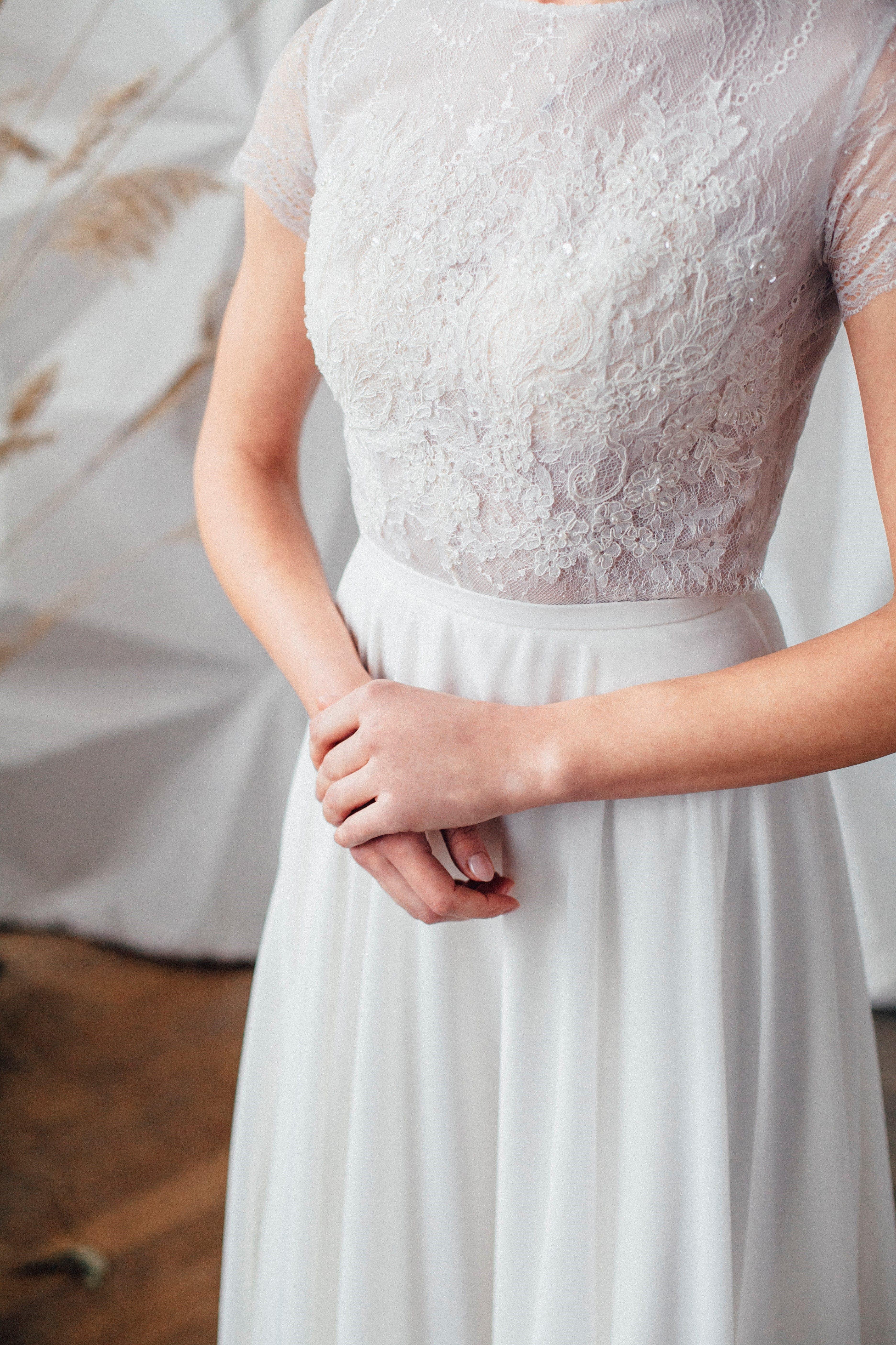 Свадебное платье BOZENA, коллекция MAGIC OF TENDERNESS, бренд LORA SONG, фото 2