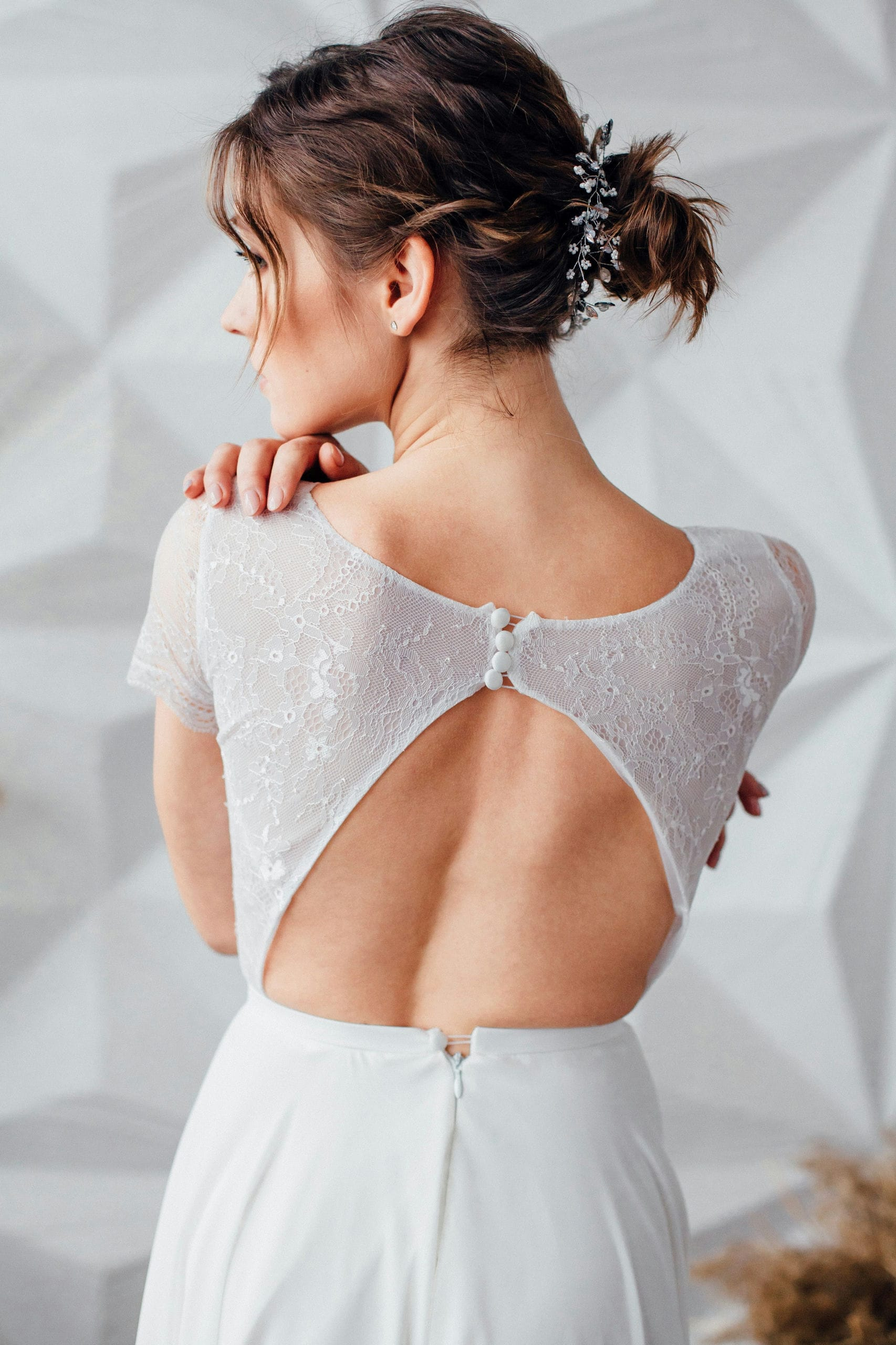 Свадебное платье BOZENA, коллекция MAGIC OF TENDERNESS, бренд LORA SONG, фото 3