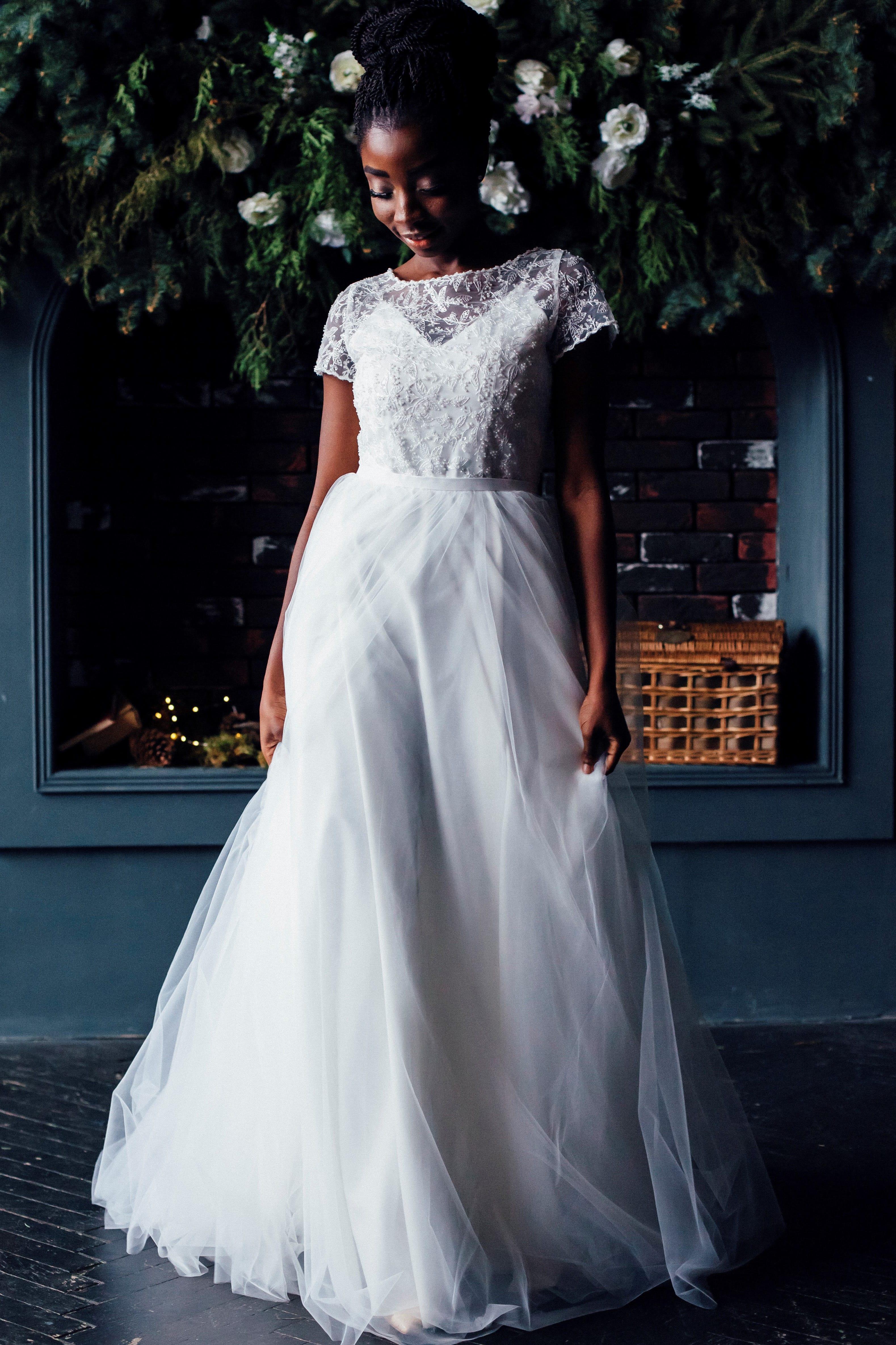 Свадебное платье CLAIRE, коллекция THE ABSOLUTE LOVE, бренд RARE BRIDAL, фото 3