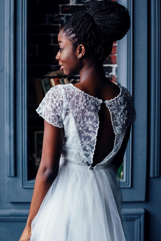 Свадебное платье CLAIRE, коллекция THE ABSOLUTE LOVE, бренд RARE BRIDAL, фото 5