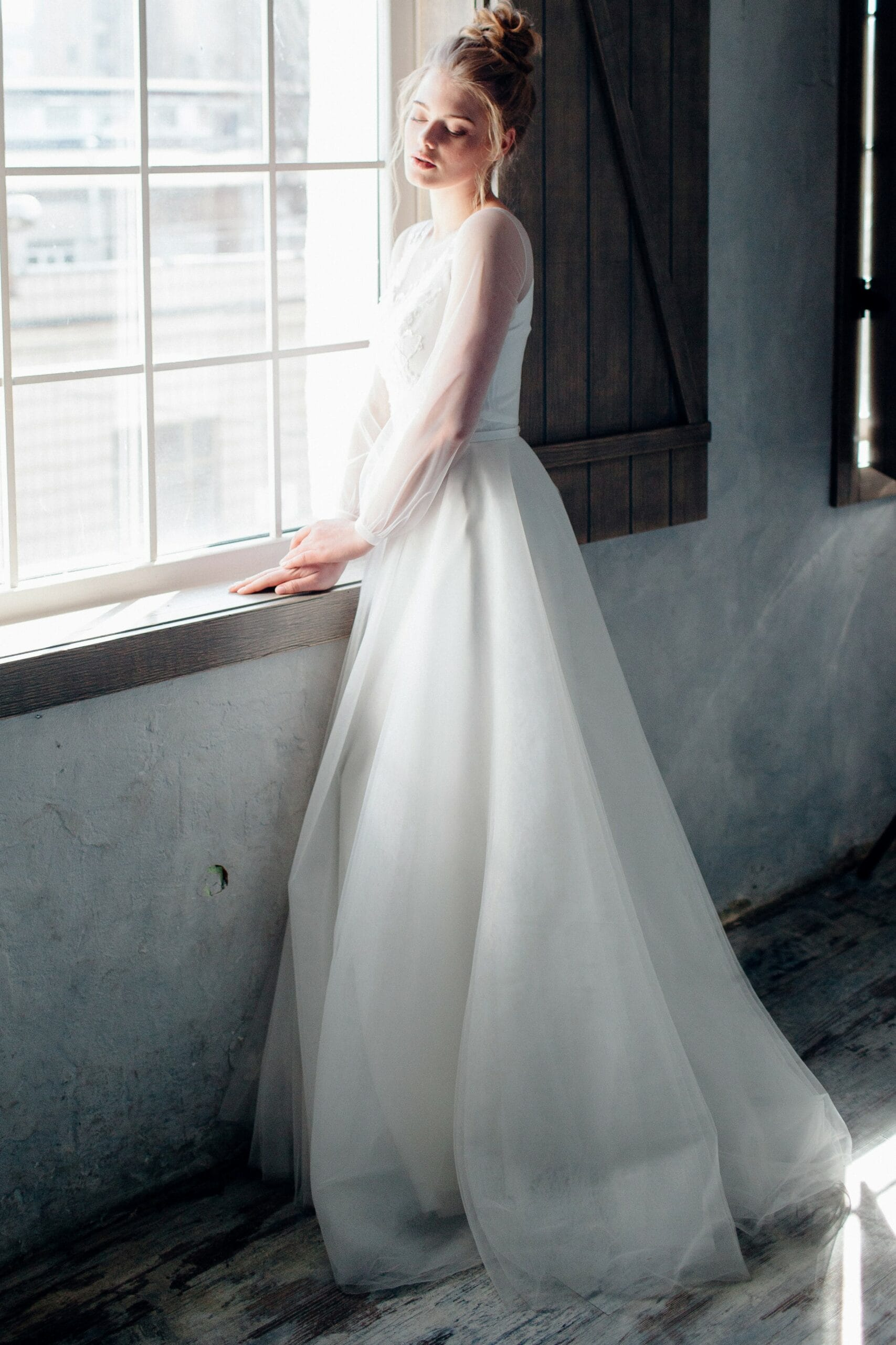 Свадебное платье HANIELA, коллекция THE ANGELS, бренд RARE BRIDAL, фото 1