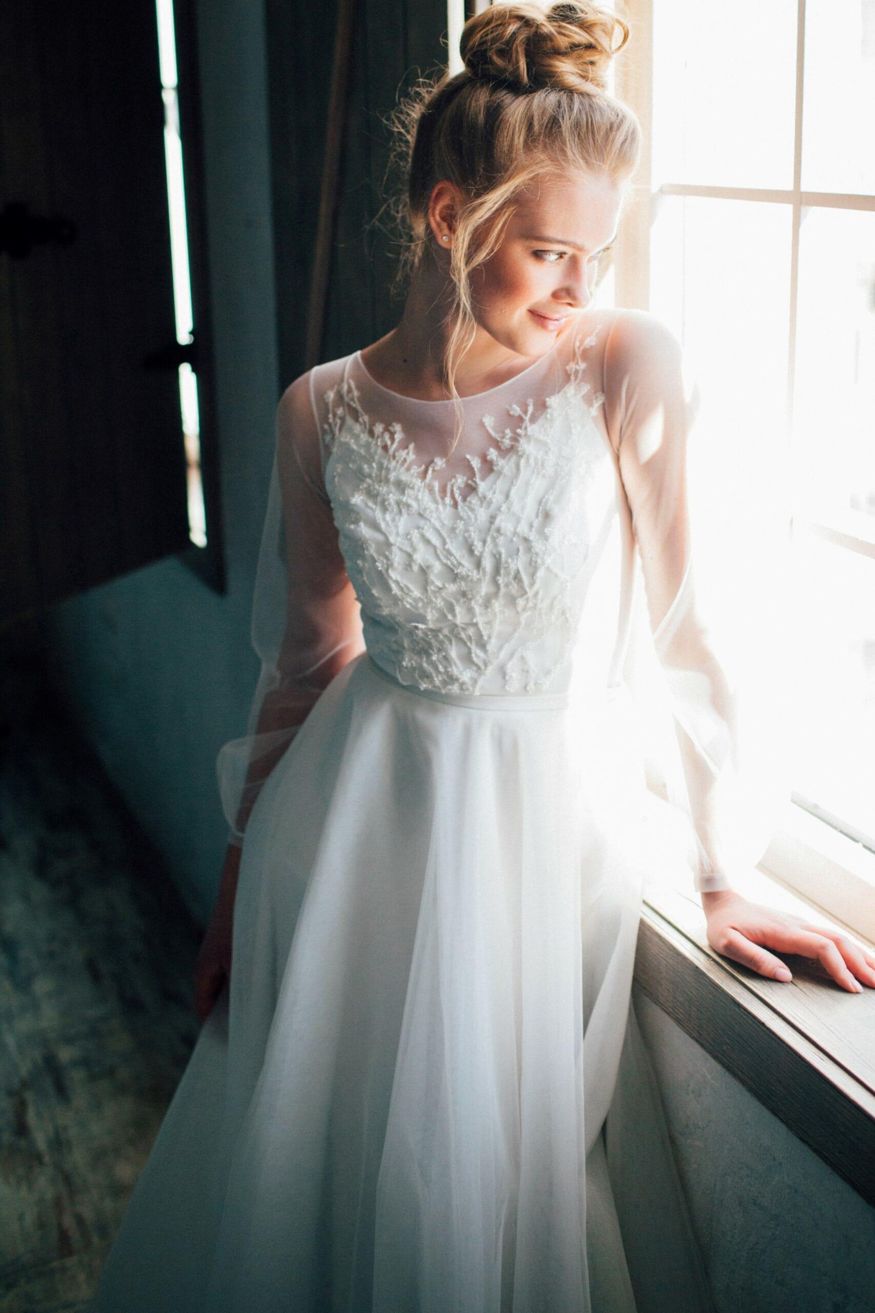 Свадебное платье HANIELA, коллекция THE ANGELS, бренд RARE BRIDAL, фото 2