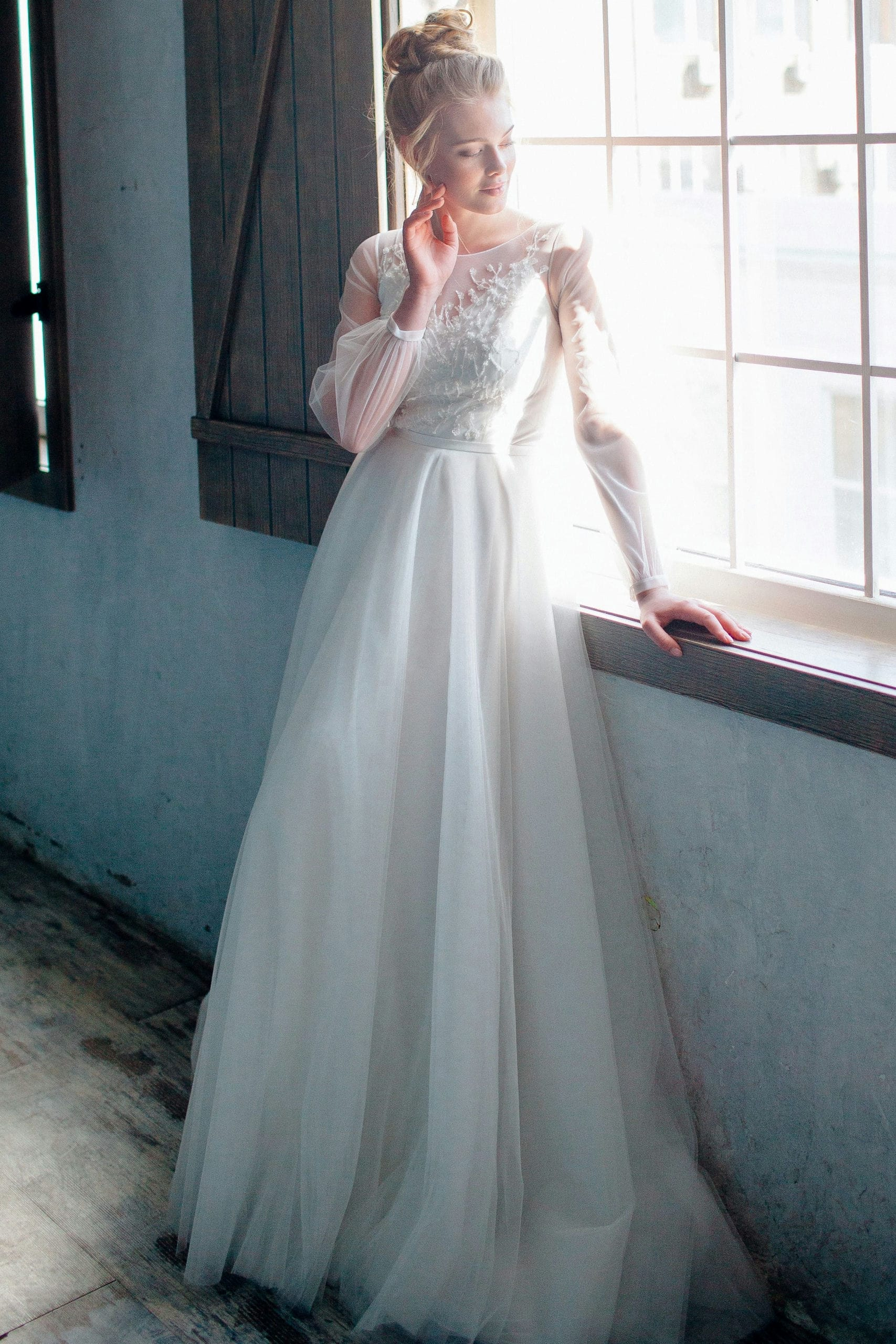 Свадебное платье HANIELA, коллекция THE ANGELS, бренд RARE BRIDAL, фото 3