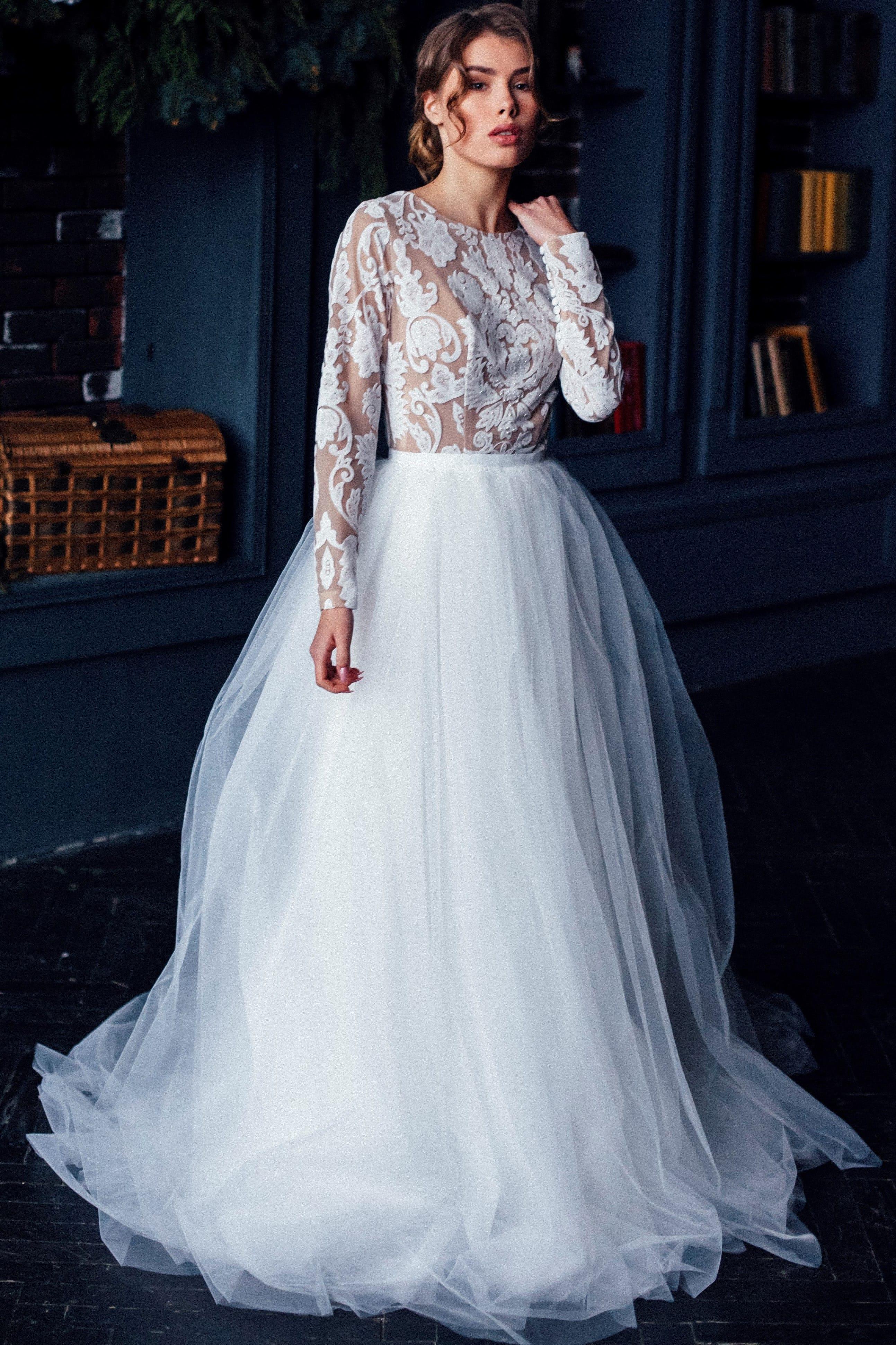 Свадебное платье MARGARET, коллекция THE ABSOLUTE LOVE, бренд RARE BRIDAL, фото 2