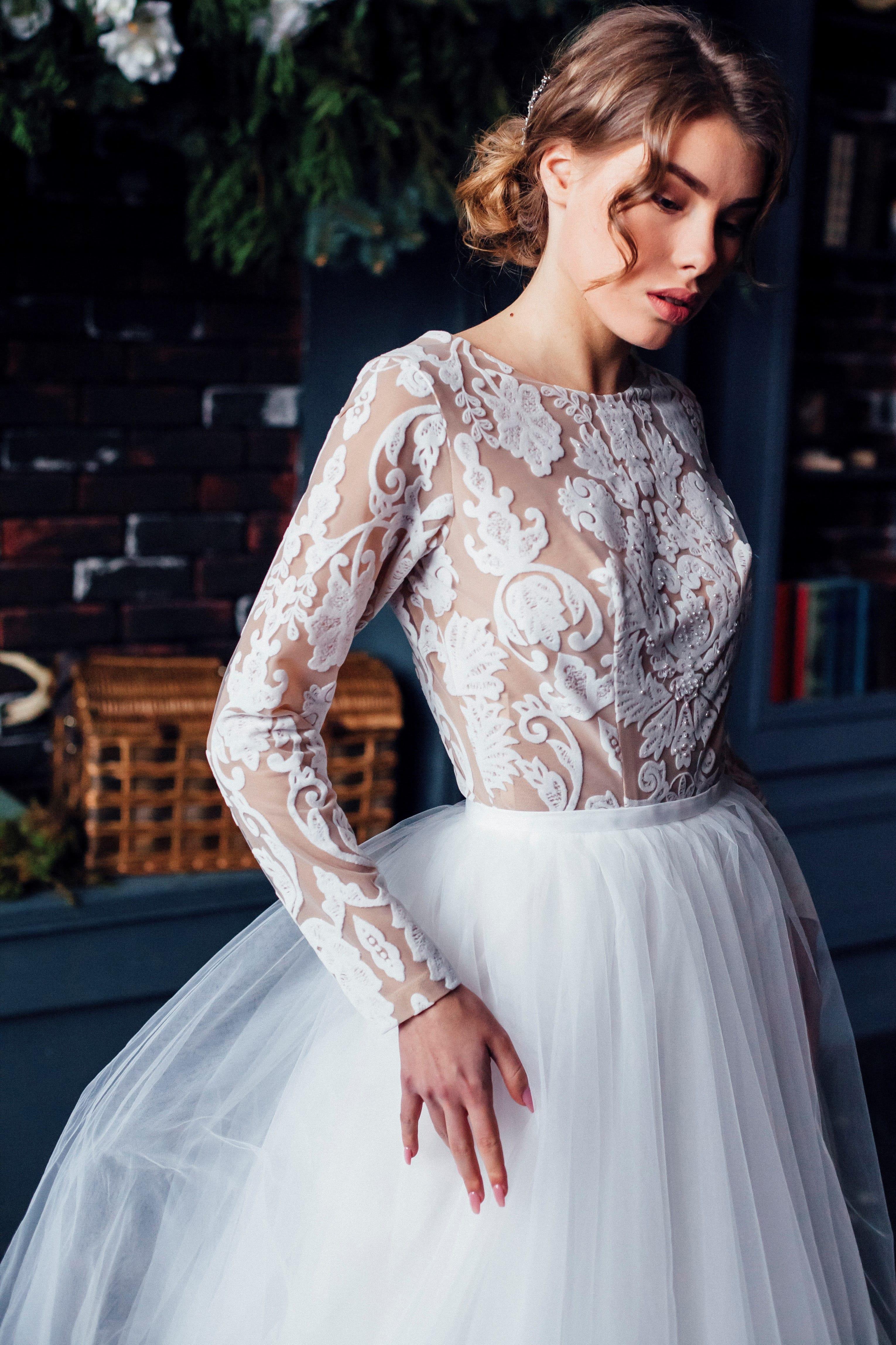 Свадебное платье MARGARET, коллекция THE ABSOLUTE LOVE, бренд RARE BRIDAL, фото 3