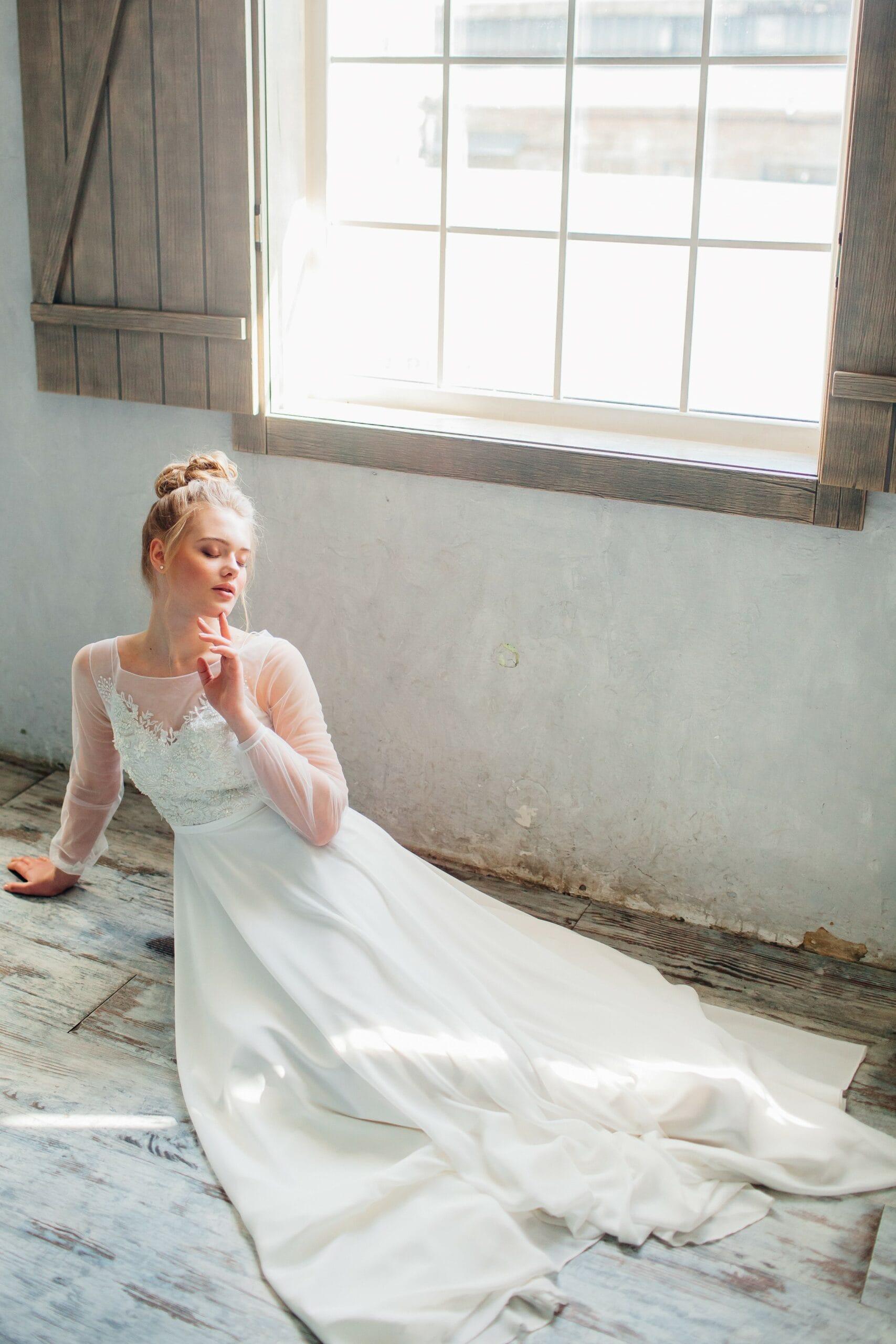 Свадебное платье MUMIELA, коллекция THE ANGELS, бренд RARE BRIDAL, фото 1
