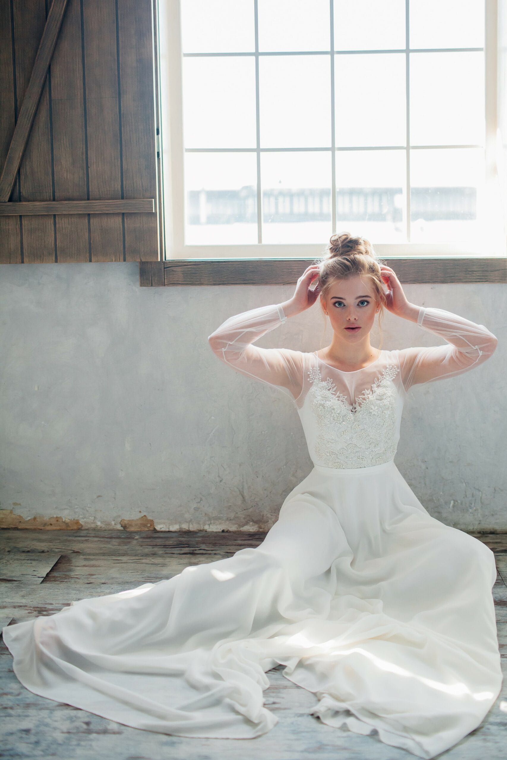 Свадебное платье MUMIELA, коллекция THE ANGELS, бренд RARE BRIDAL, фото 2