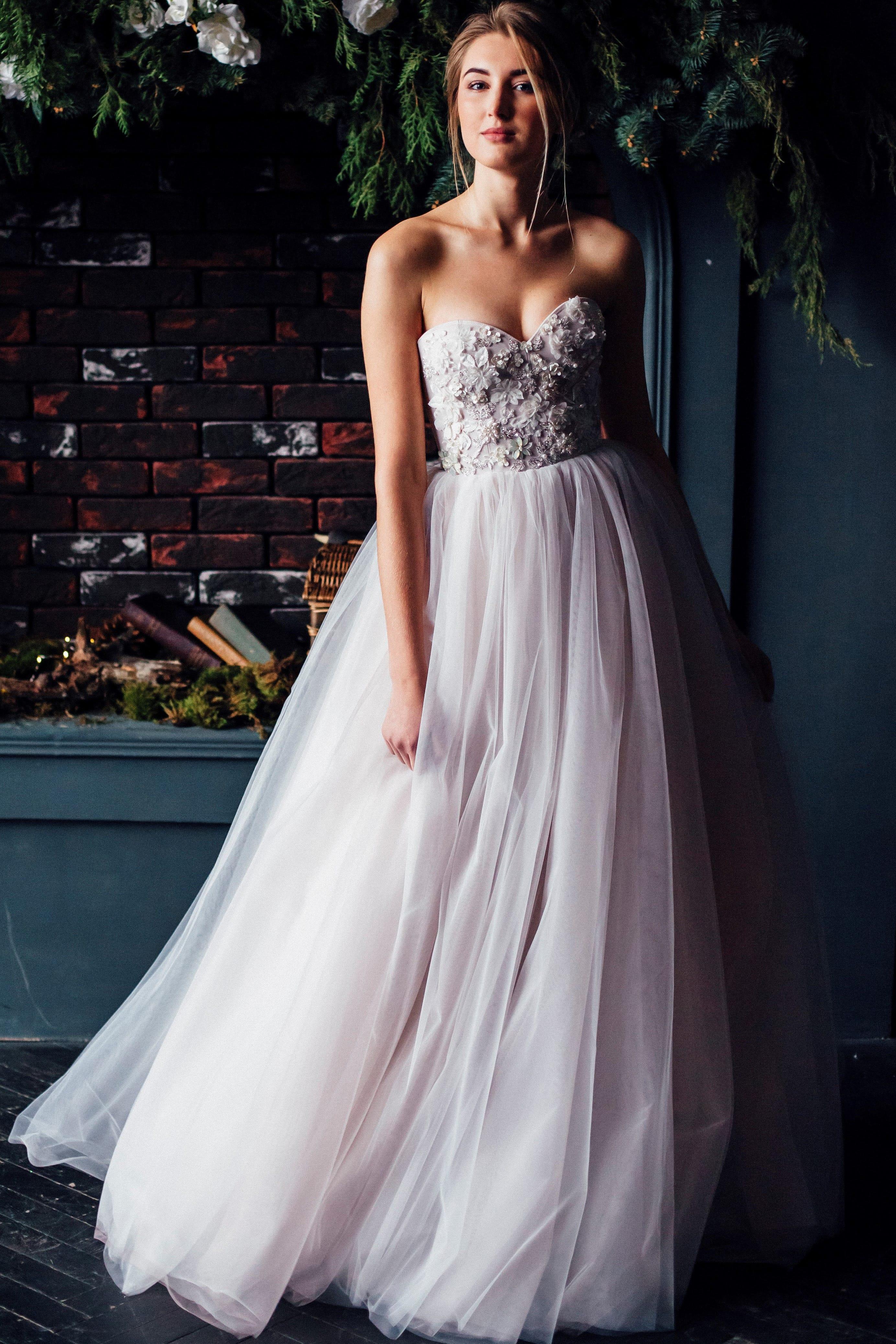 Свадебное платье OLIVIA, коллекция THE ABSOLUTE LOVE, бренд RARE BRIDAL, фото 1