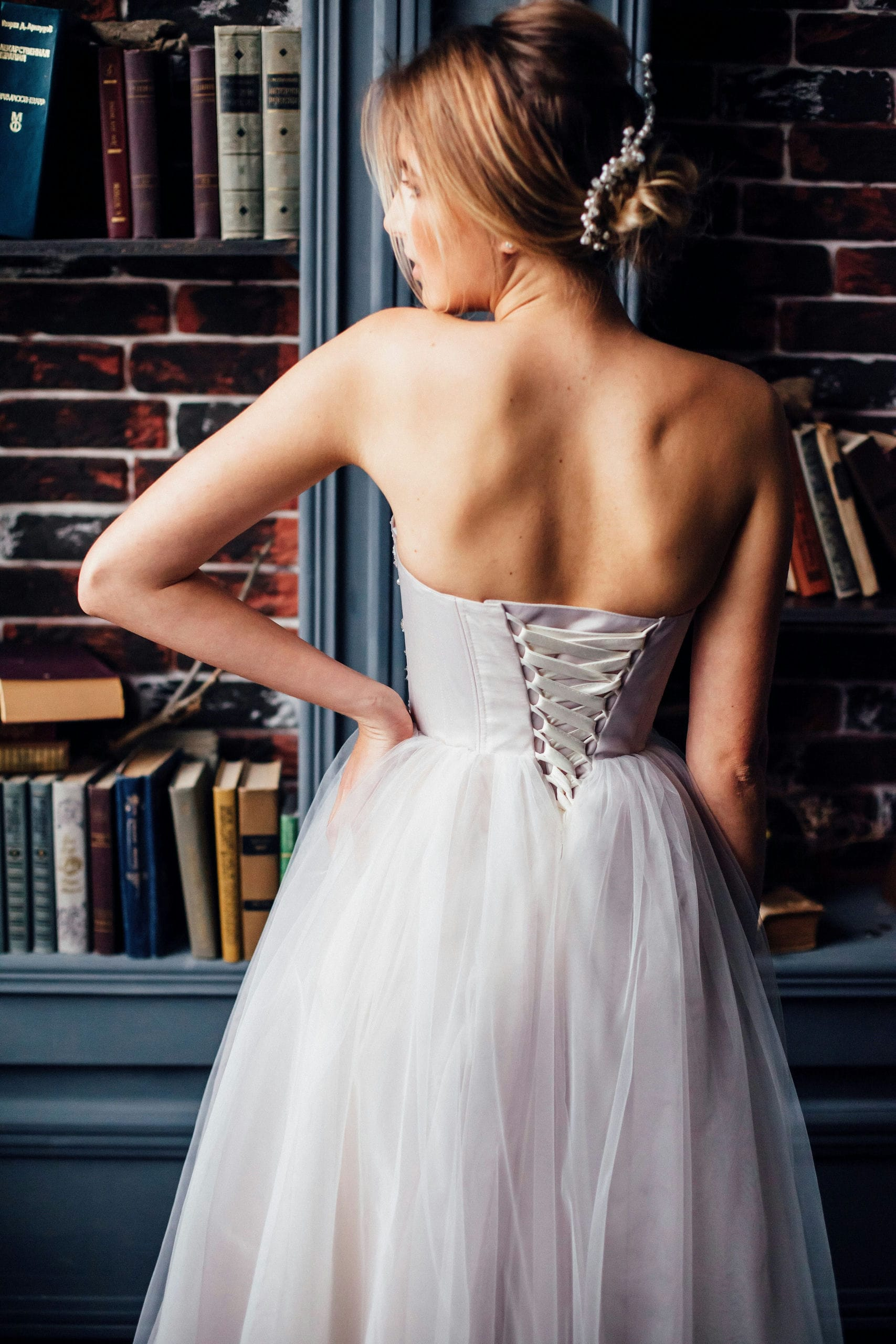 Свадебное платье OLIVIA, коллекция THE ABSOLUTE LOVE, бренд RARE BRIDAL, фото 4