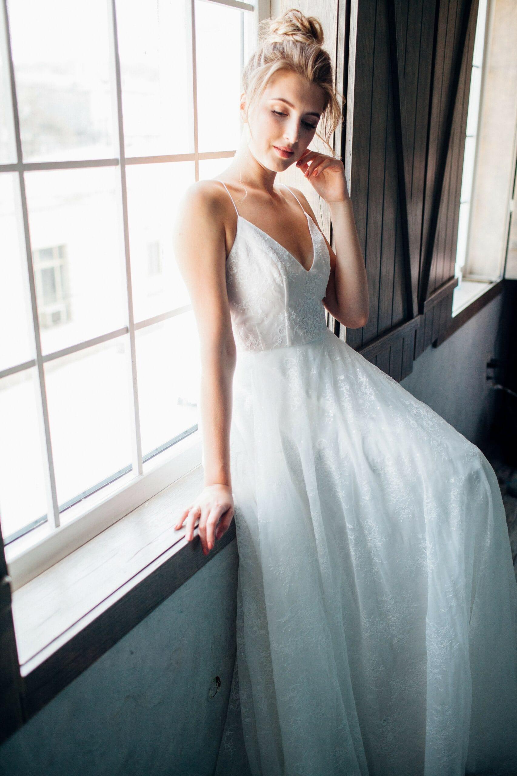 Свадебное платье CAMIELA, коллекция THE ANGELS, бренд RARE BRIDAL, фото 1