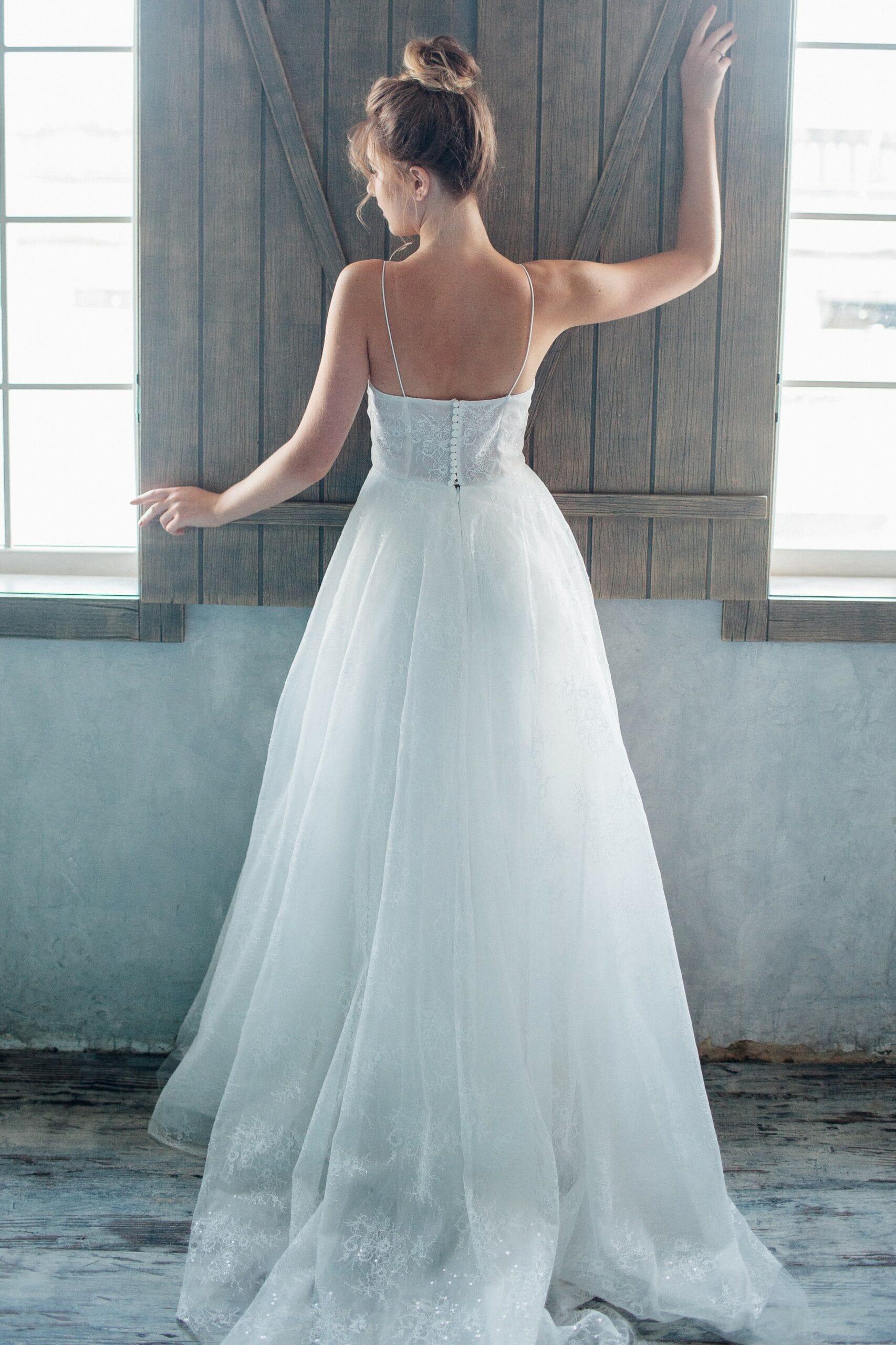 Свадебное платье CAMIELA, коллекция THE ANGELS, бренд RARE BRIDAL, фото 2