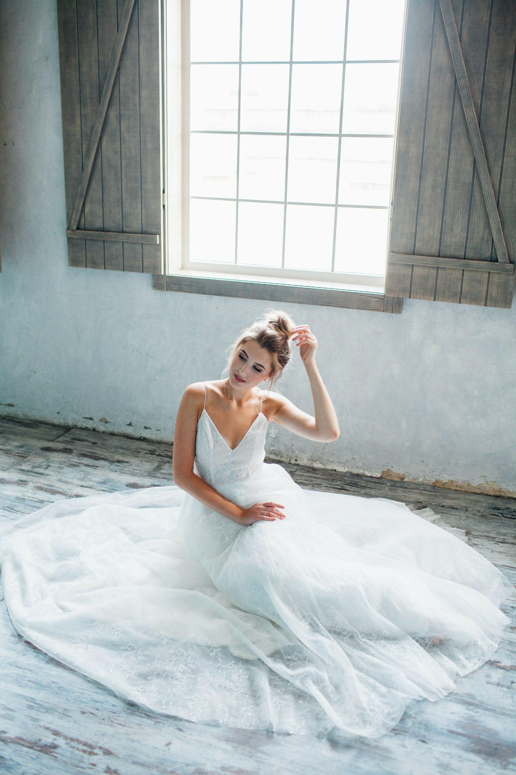 Свадебное платье CAMIELA, коллекция THE ANGELS, бренд RARE BRIDAL, фото 3