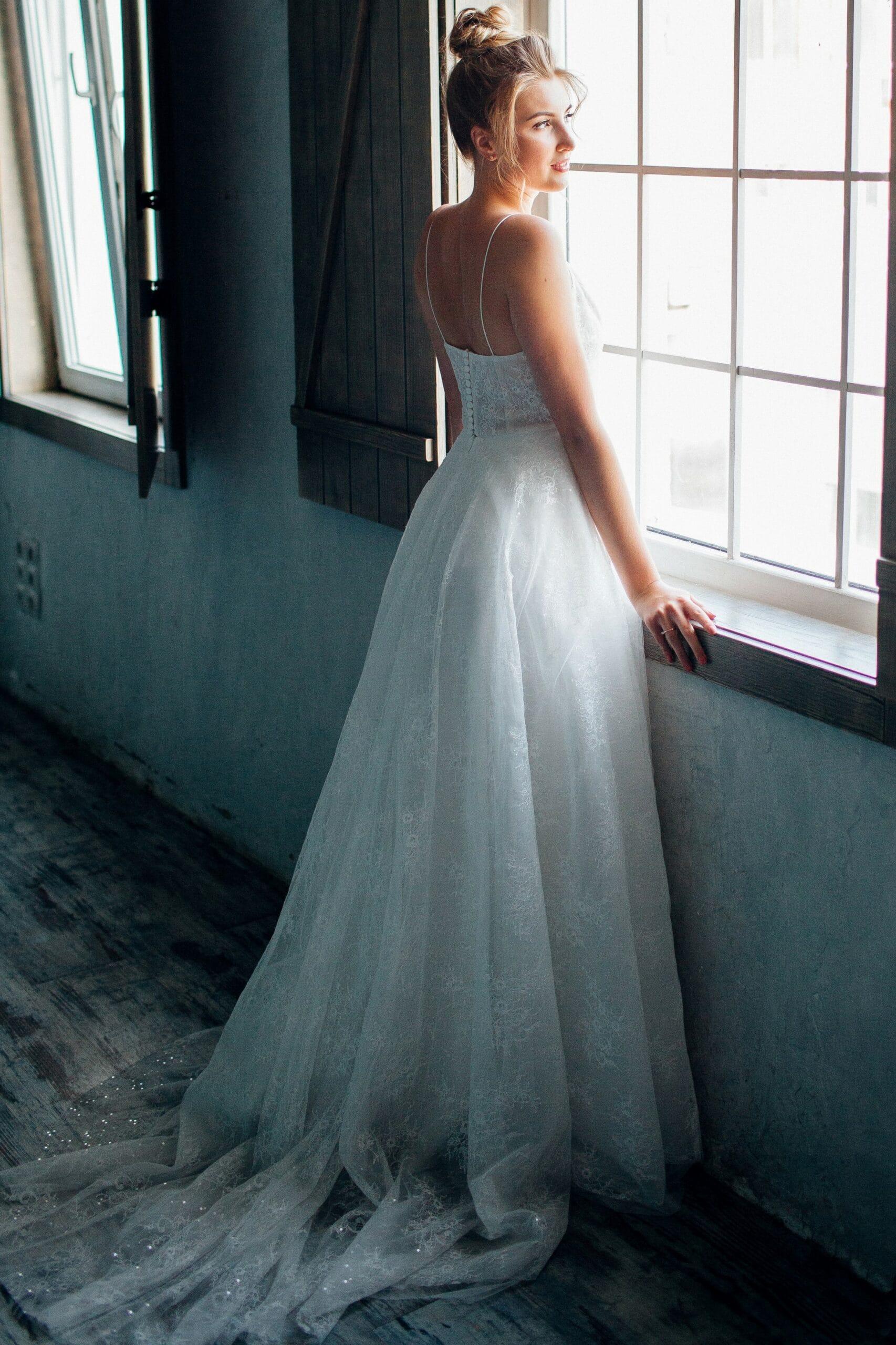Свадебное платье CAMIELA, коллекция THE ANGELS, бренд RARE BRIDAL, фото 4