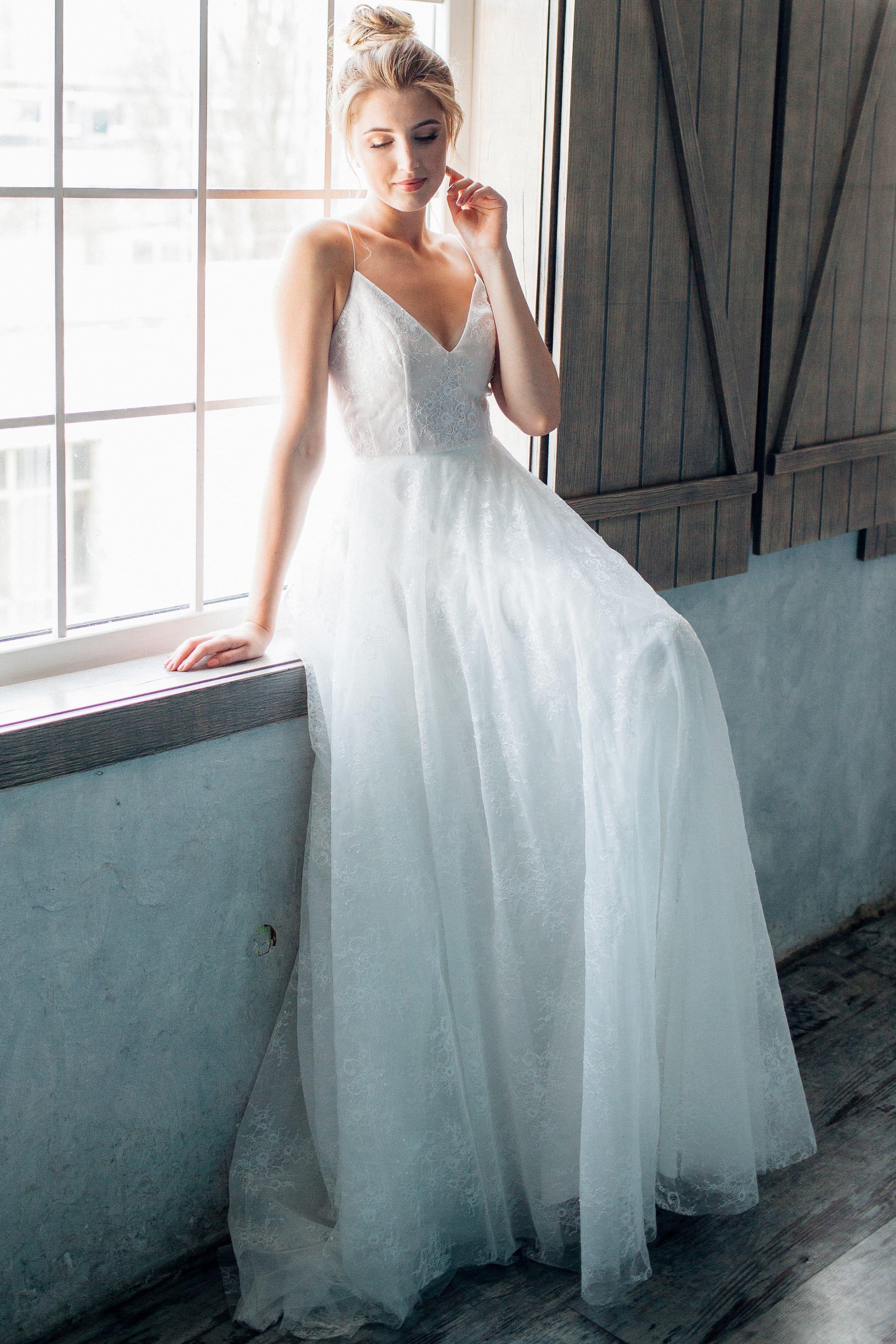 Свадебное платье CAMIELA, коллекция THE ANGELS, бренд RARE BRIDAL, фото 5