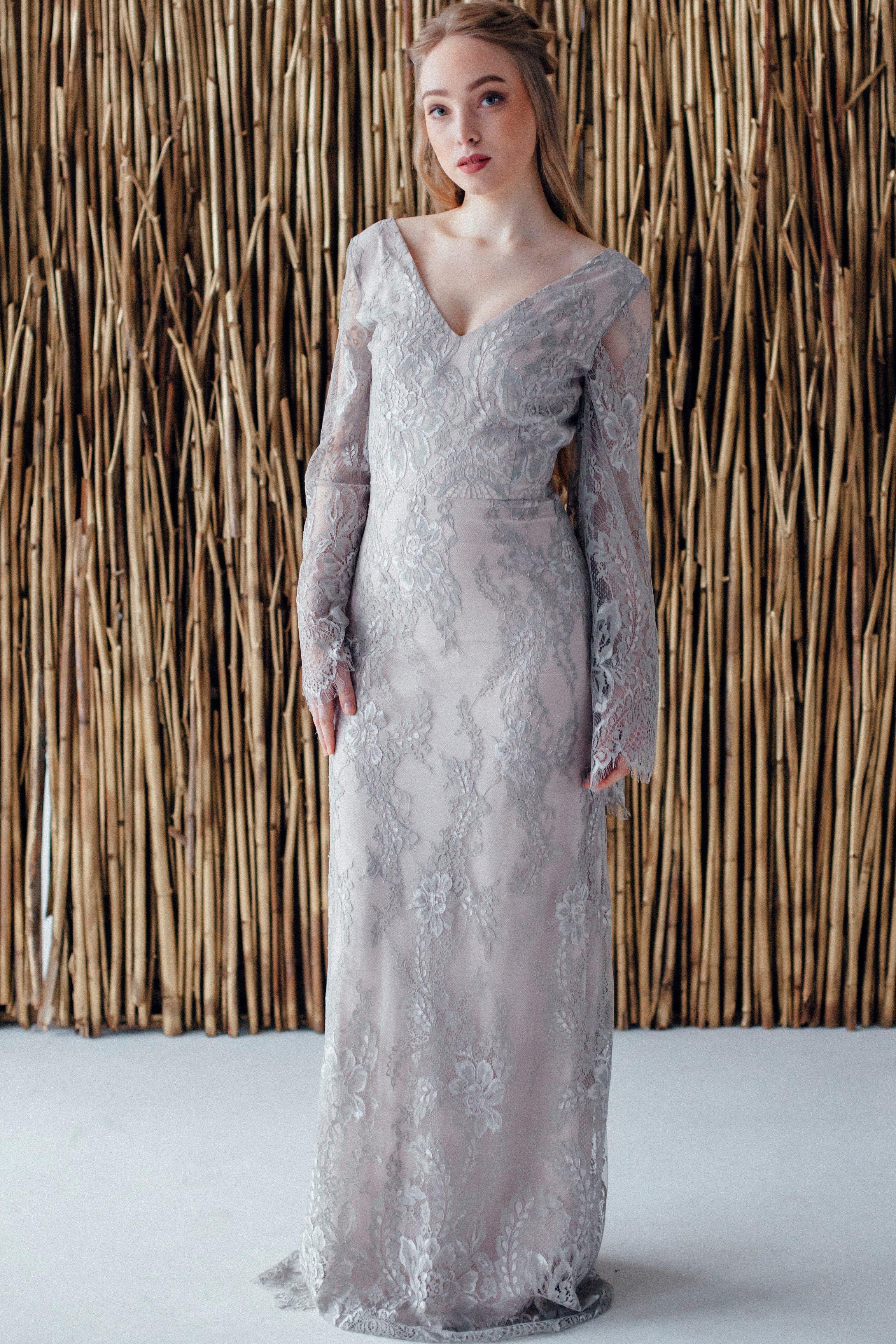 Свадебное платье NANA, коллекция MAGIC OF TENDERNESS, бренд LORA SONG, фото 1