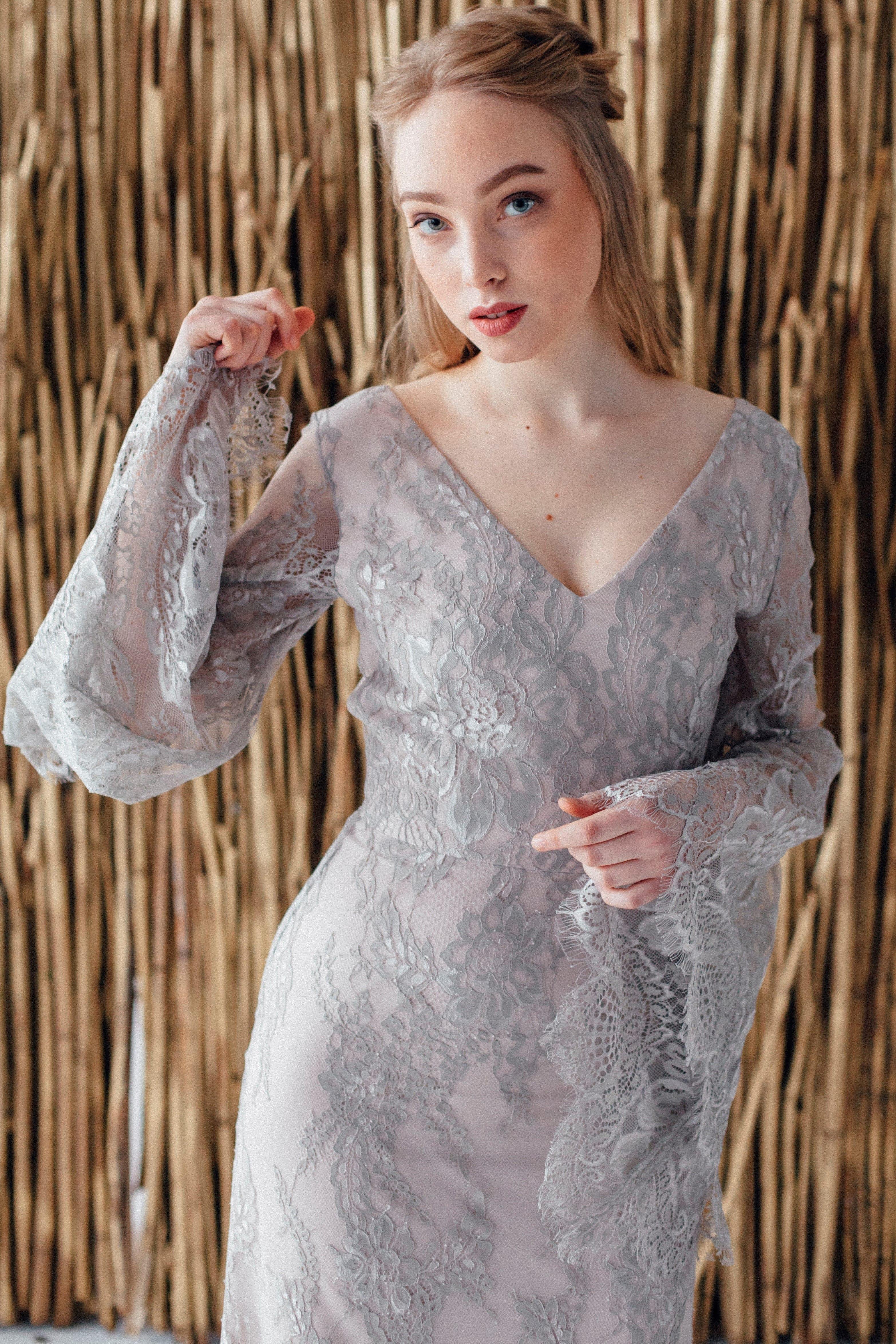 Свадебное платье NANA, коллекция MAGIC OF TENDERNESS, бренд LORA SONG, фото 2