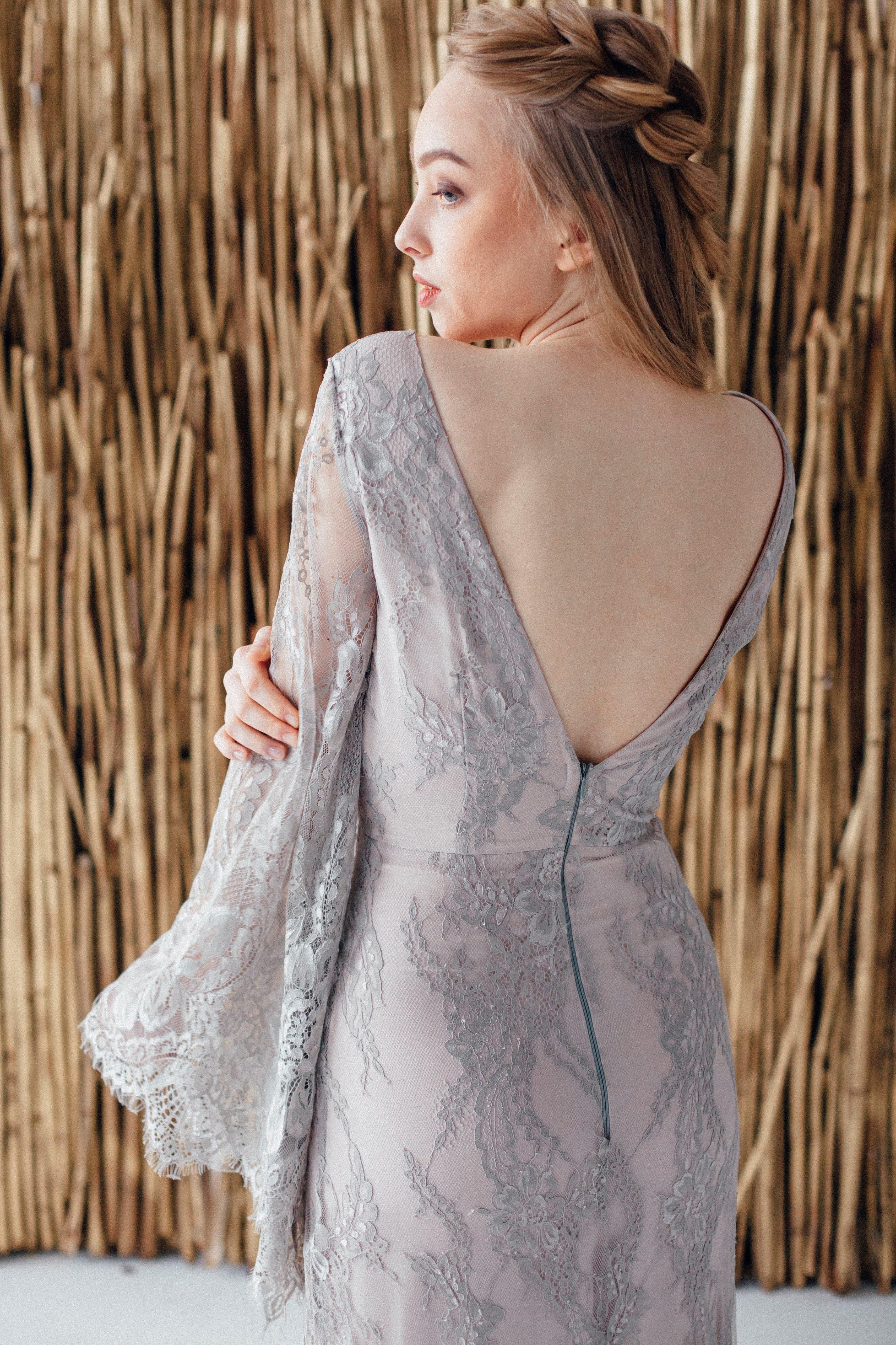 Свадебное платье NANA, коллекция MAGIC OF TENDERNESS, бренд LORA SONG, фото 3