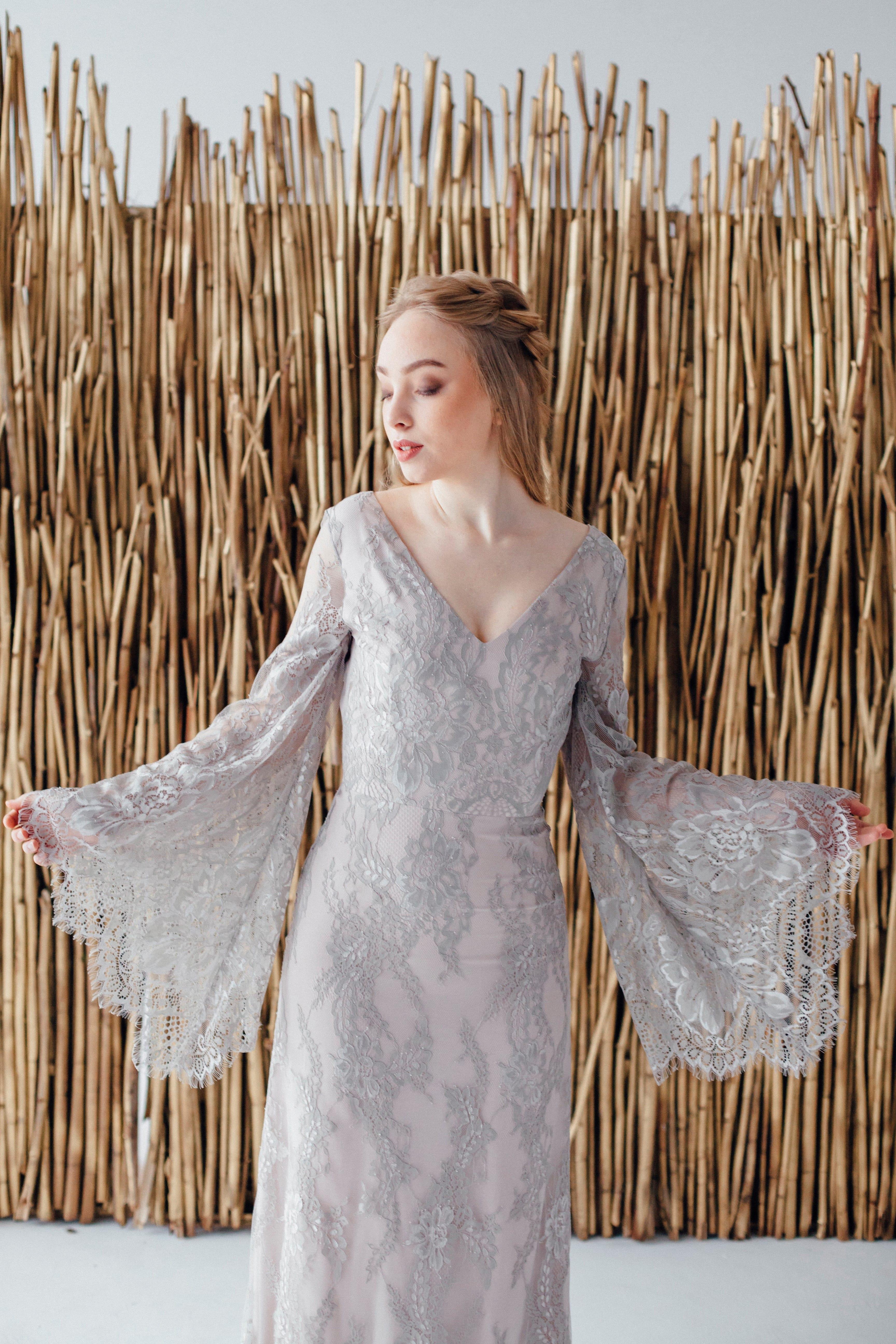 Свадебное платье NANA, коллекция MAGIC OF TENDERNESS, бренд LORA SONG, фото 4