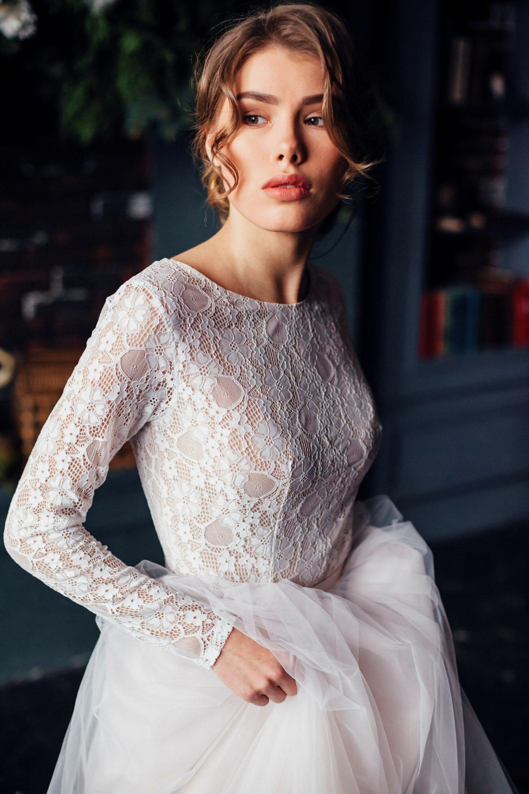 Свадебное платье PENELOPE, коллекция THE ABSOLUTE LOVE, бренд RARE BRIDAL, фото 1