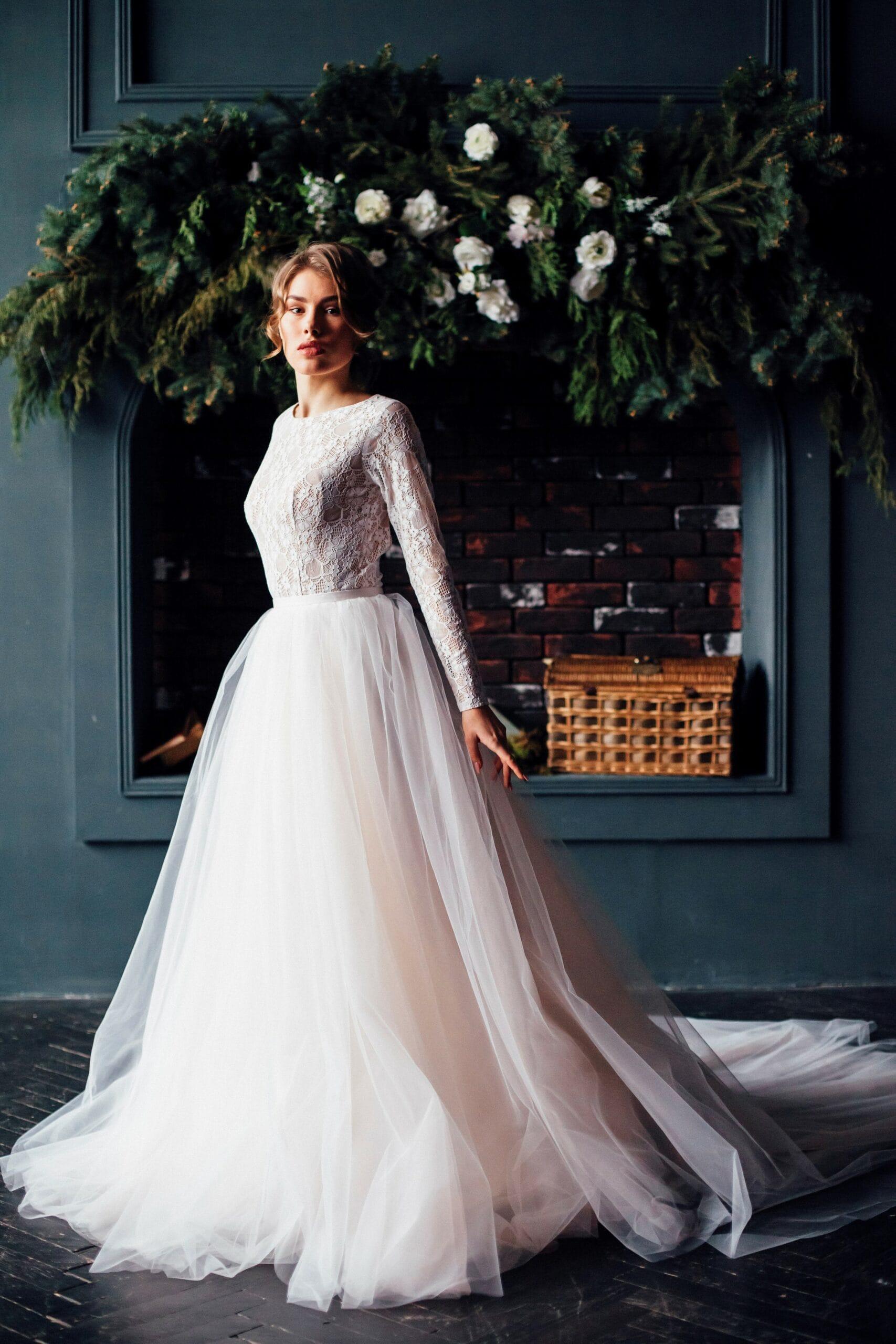 Свадебное платье PENELOPE, коллекция THE ABSOLUTE LOVE, бренд RARE BRIDAL, фото 2