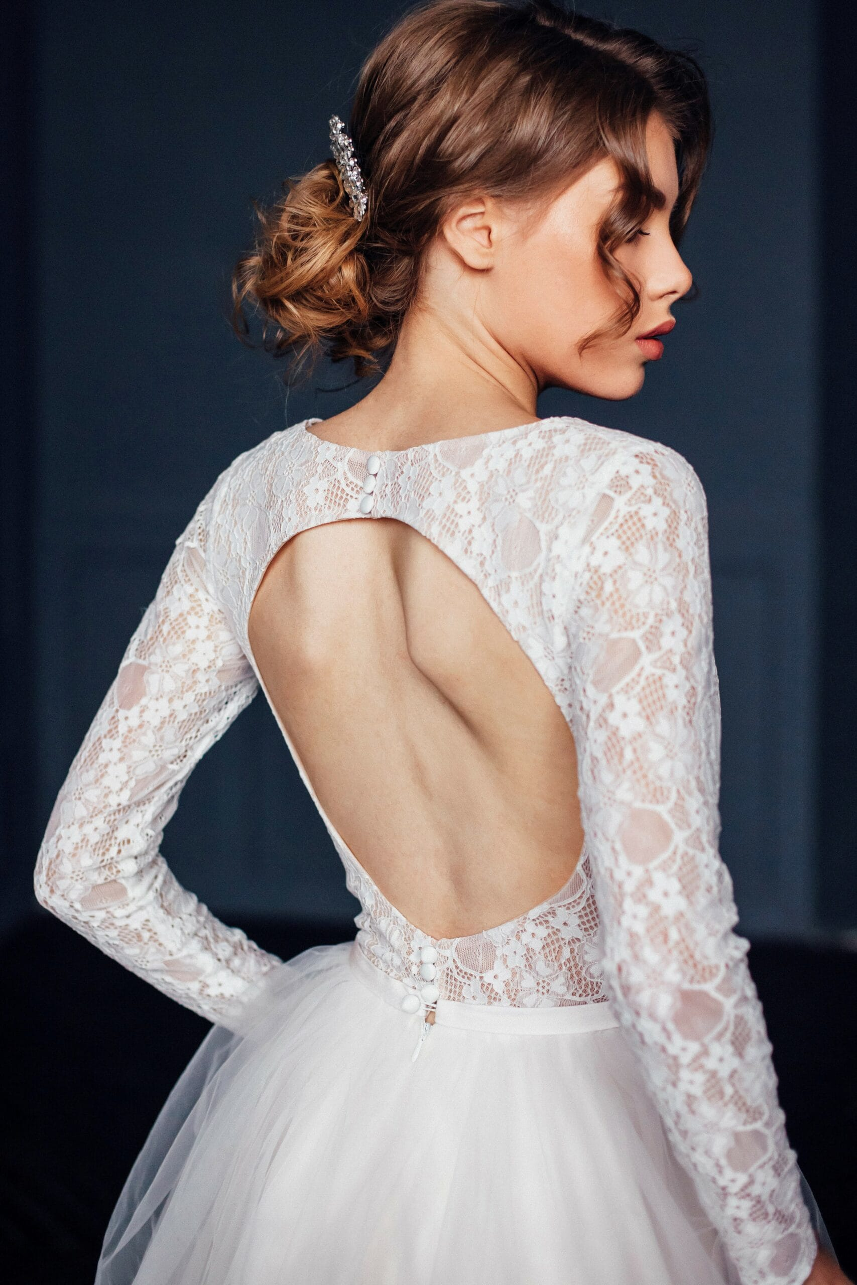 Свадебное платье PENELOPE, коллекция THE ABSOLUTE LOVE, бренд RARE BRIDAL, фото 3