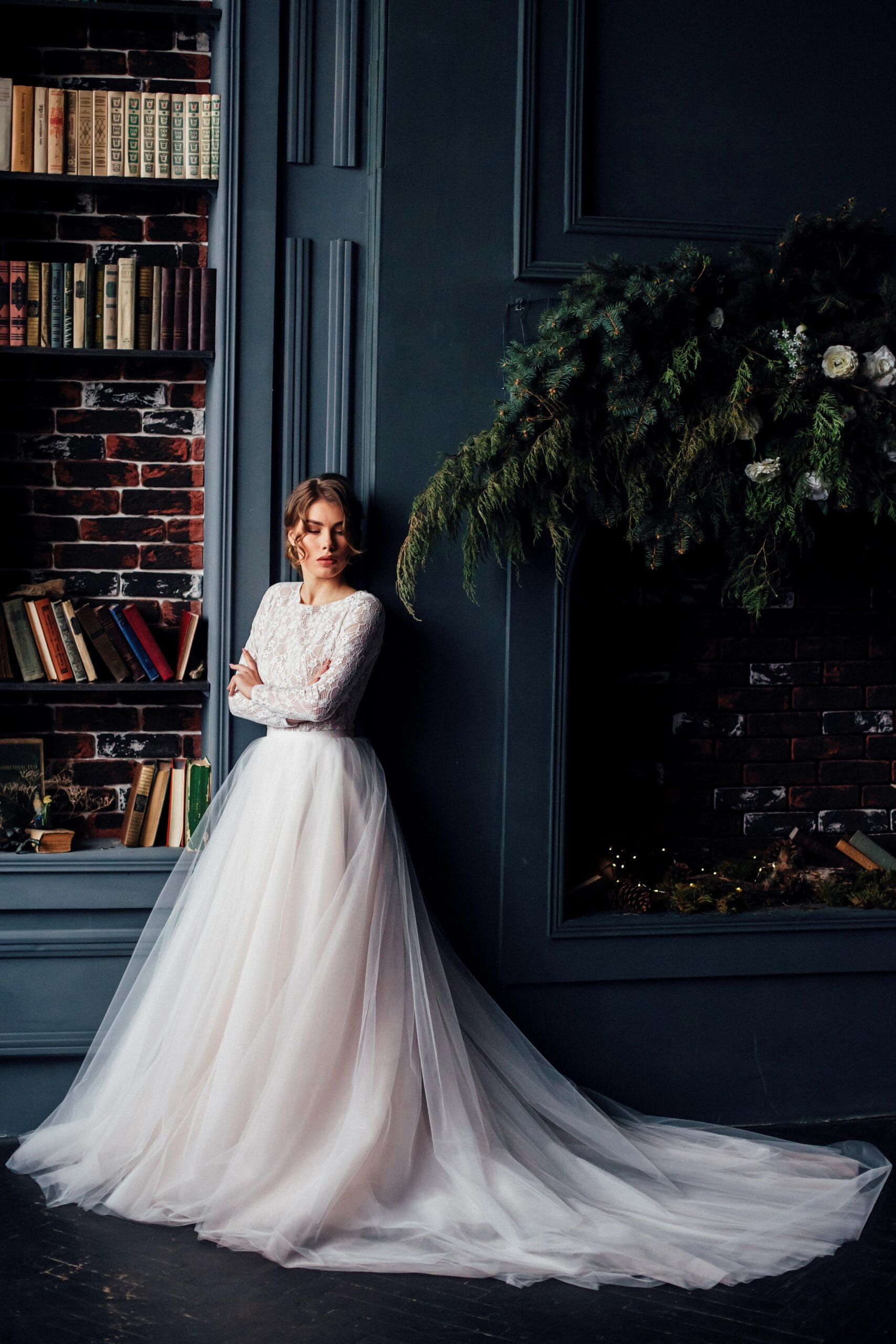 Свадебное платье PENELOPE, коллекция THE ABSOLUTE LOVE, бренд RARE BRIDAL, фото 4