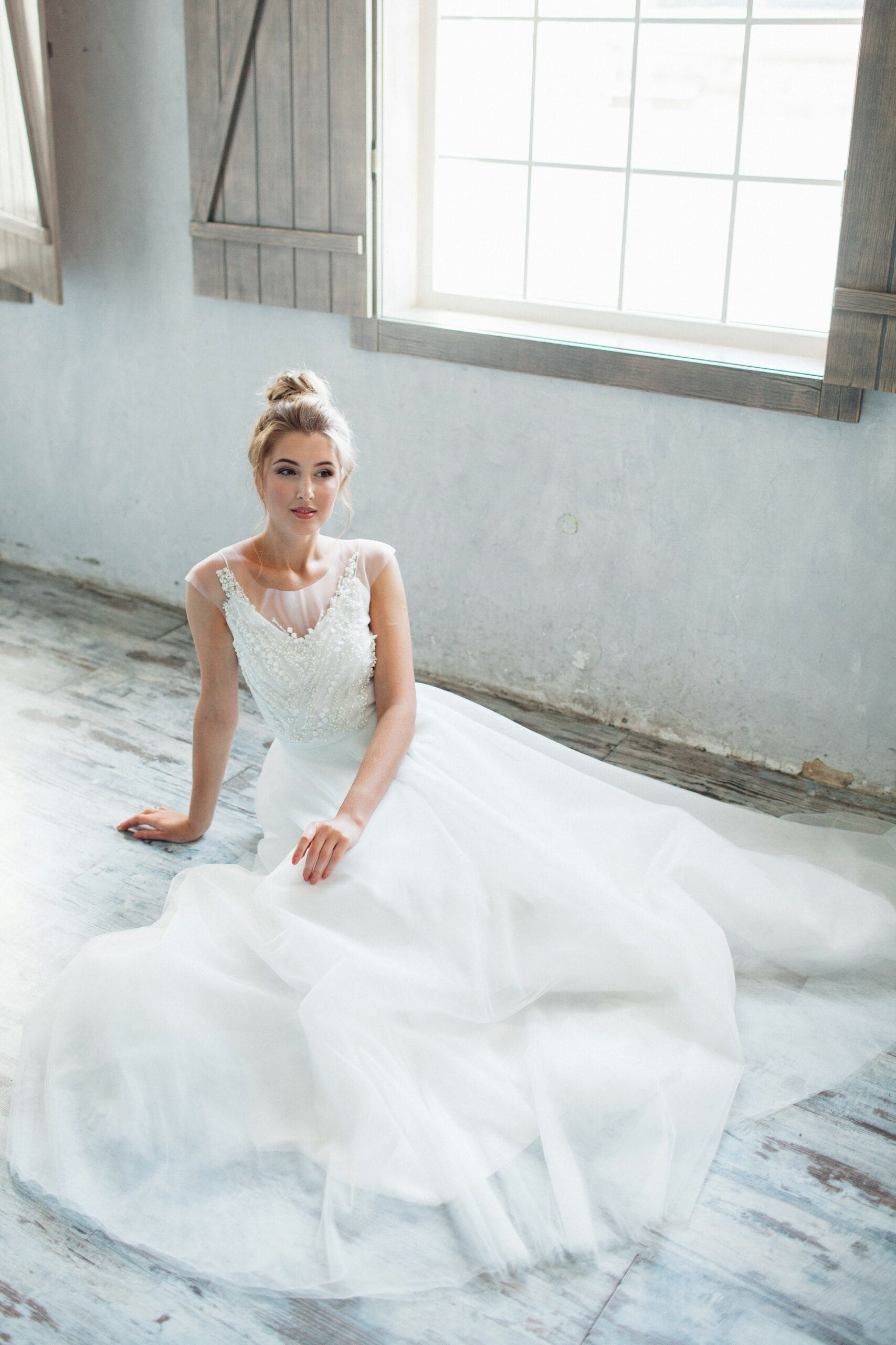 Свадебное платье MURIELA, коллекция THE ANGELS, бренд RARE BRIDAL, фото 1