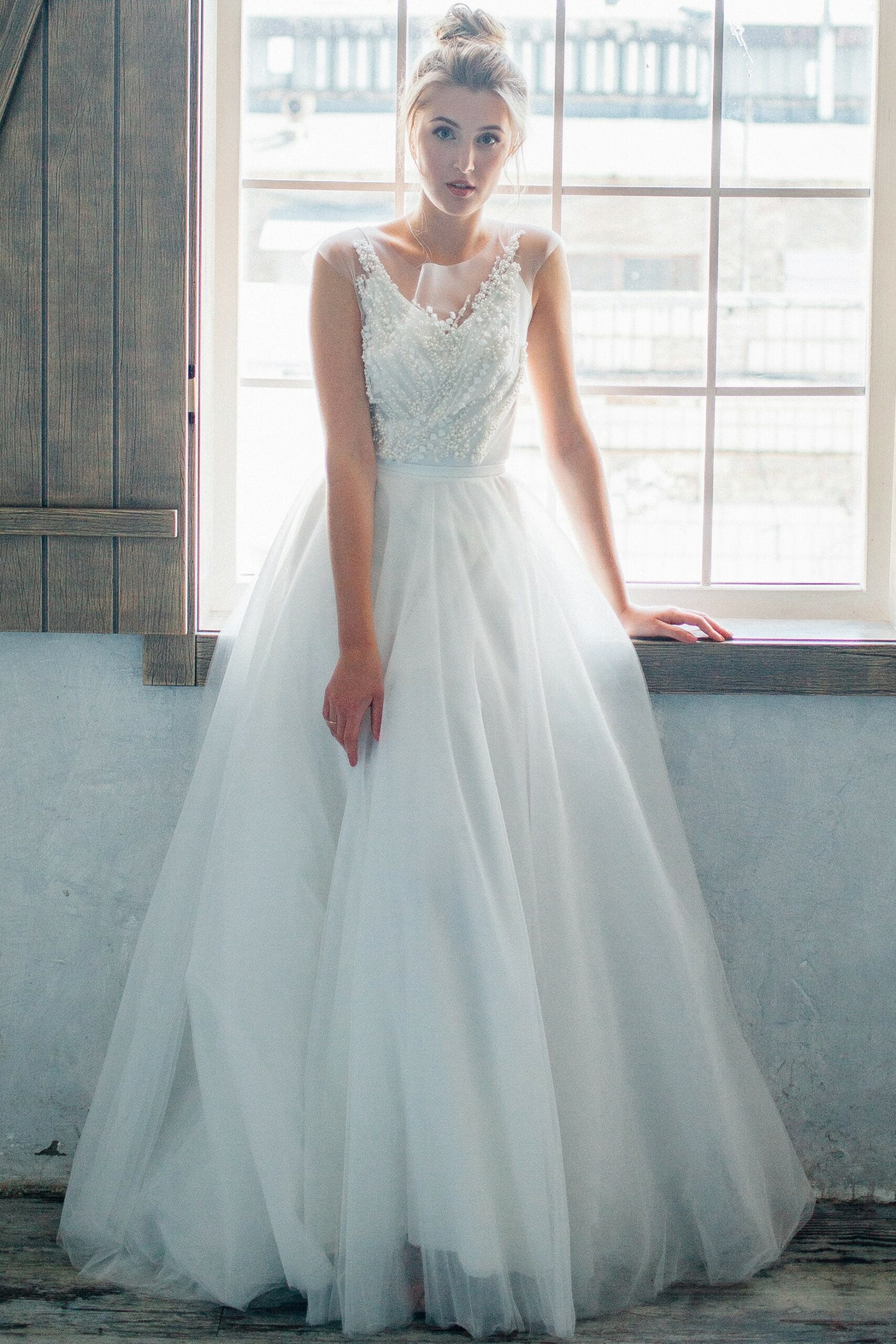 Свадебное платье MURIELA, коллекция THE ANGELS, бренд RARE BRIDAL, фото 2