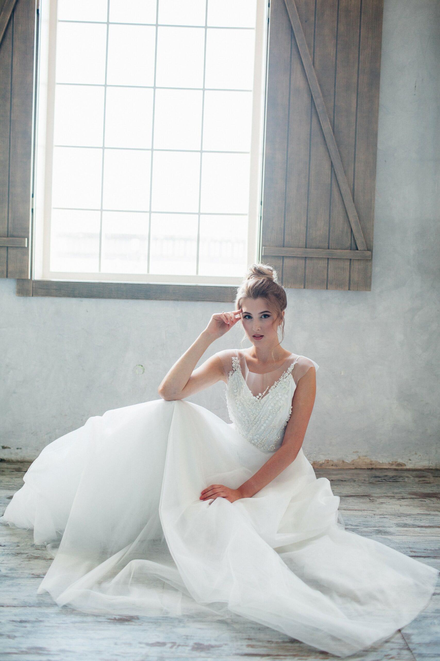 Свадебное платье MURIELA, коллекция THE ANGELS, бренд RARE BRIDAL, фото 3