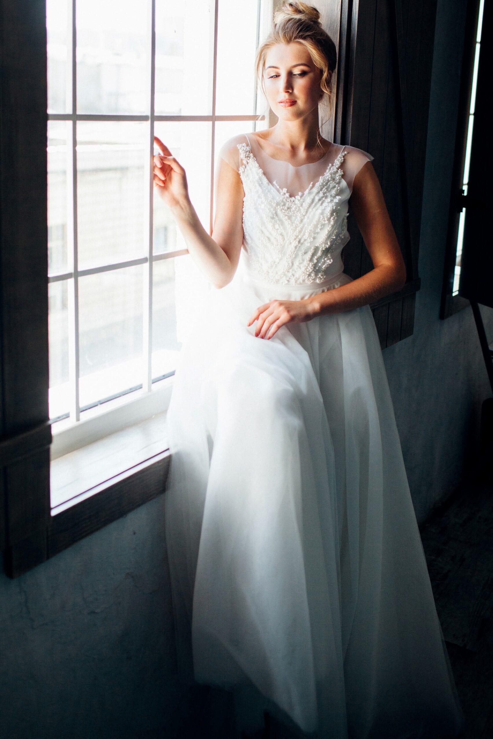 Свадебное платье MURIELA, коллекция THE ANGELS, бренд RARE BRIDAL, фото 4