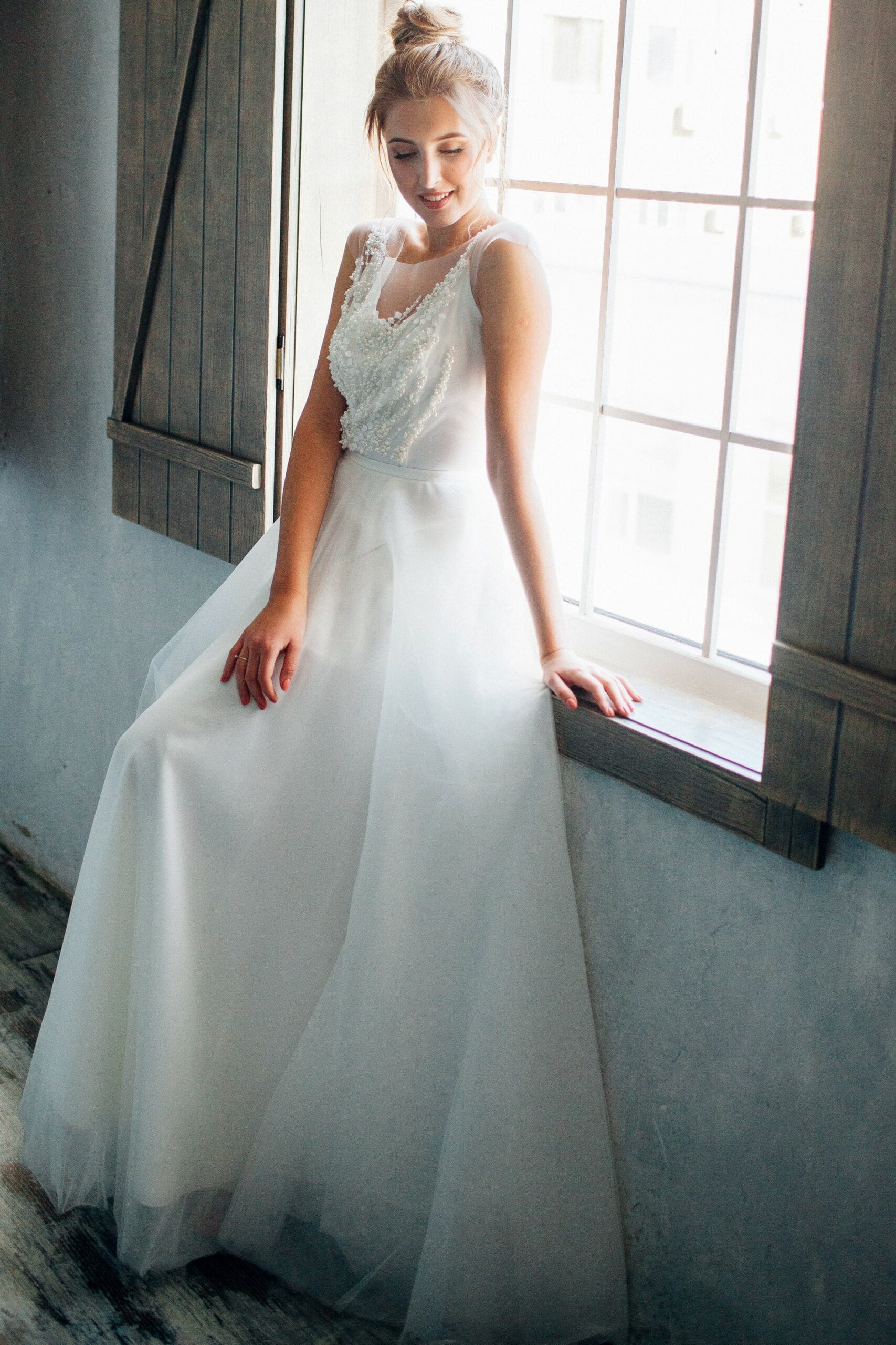 Свадебное платье MURIELA, коллекция THE ANGELS, бренд RARE BRIDAL, фото 5