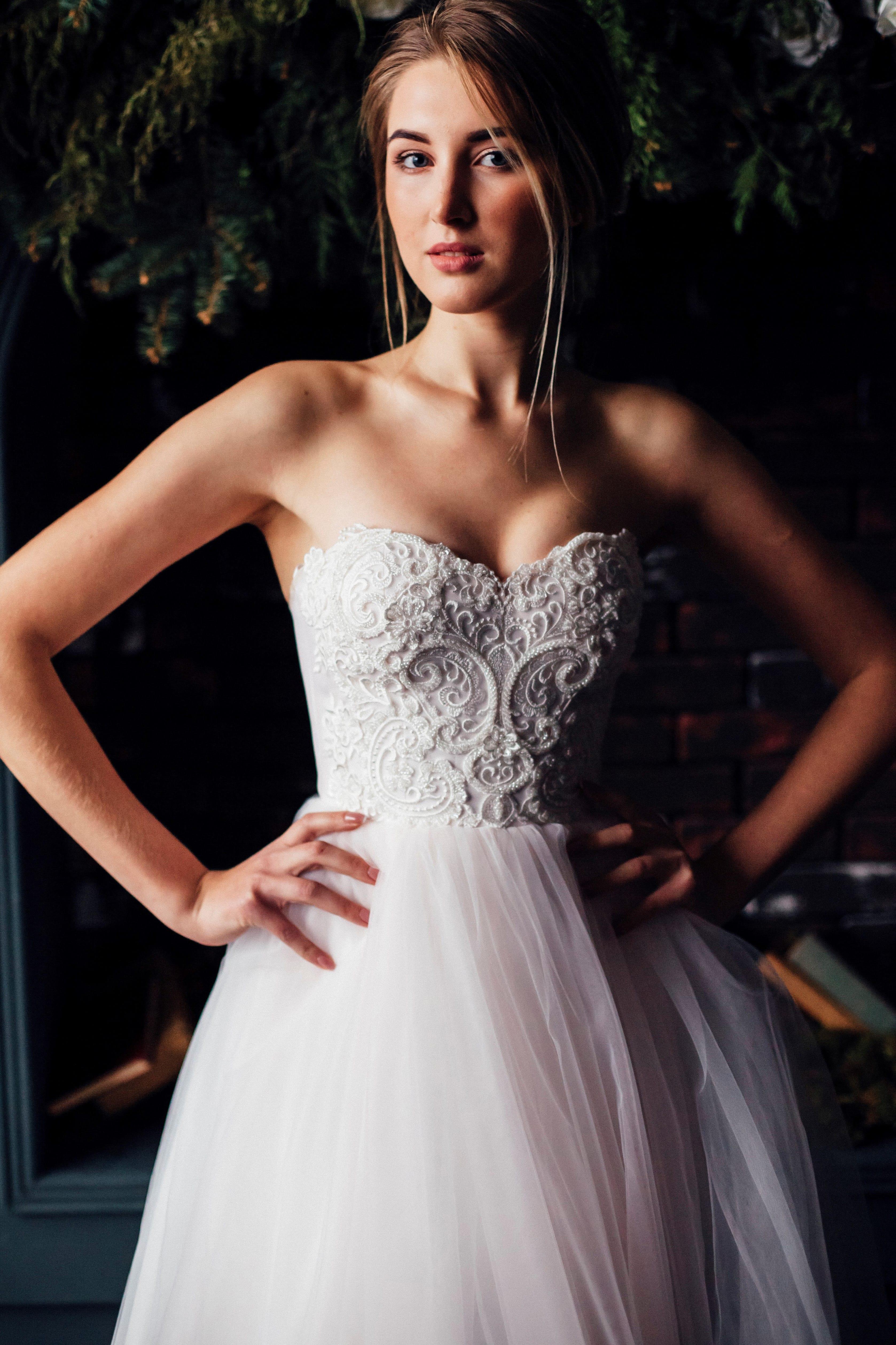 Свадебное платье VANESSA, коллекция THE ABSOLUTE LOVE, бренд RARE BRIDAL, фото 1