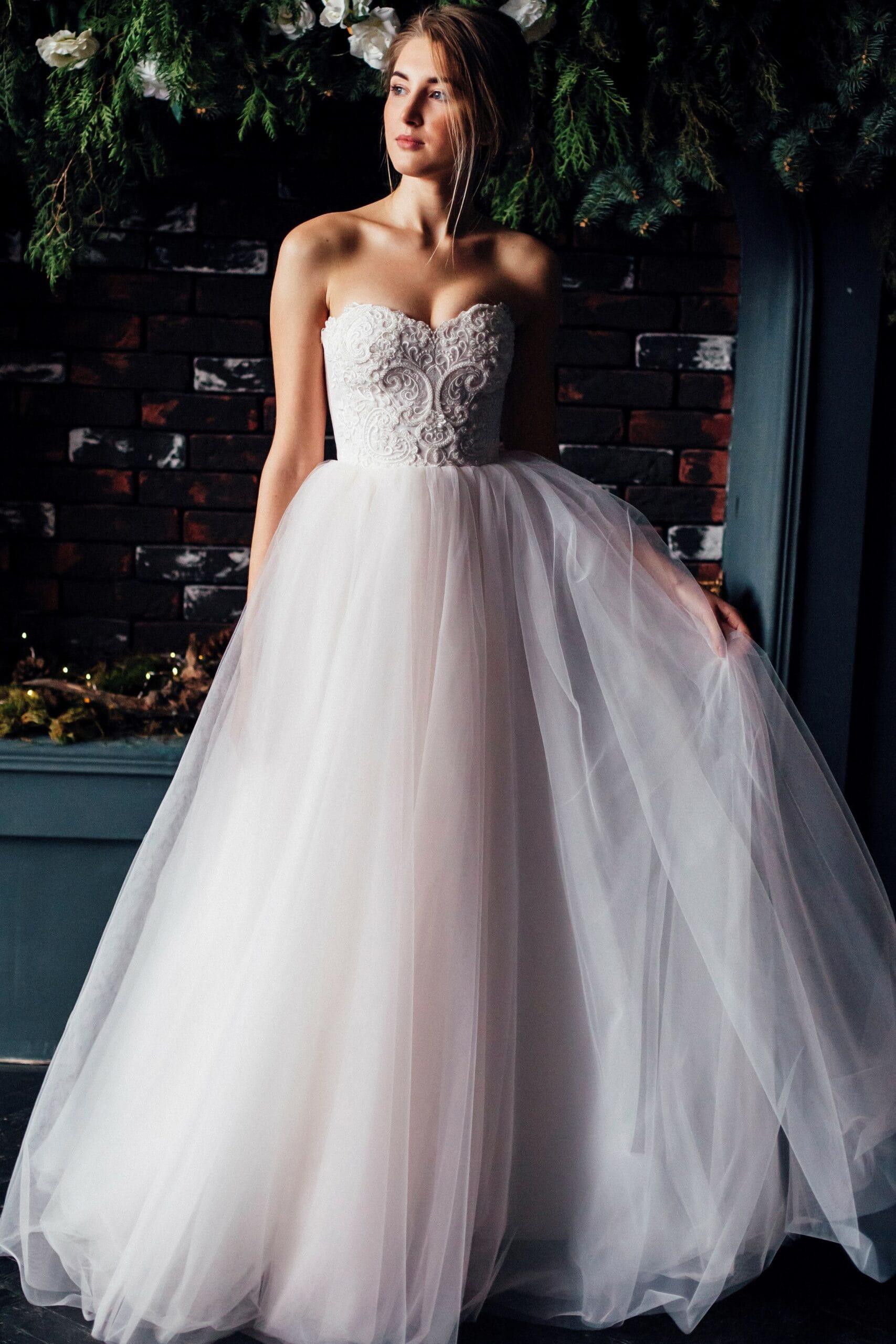 Свадебное платье VANESSA, коллекция THE ABSOLUTE LOVE, бренд RARE BRIDAL, фото 2