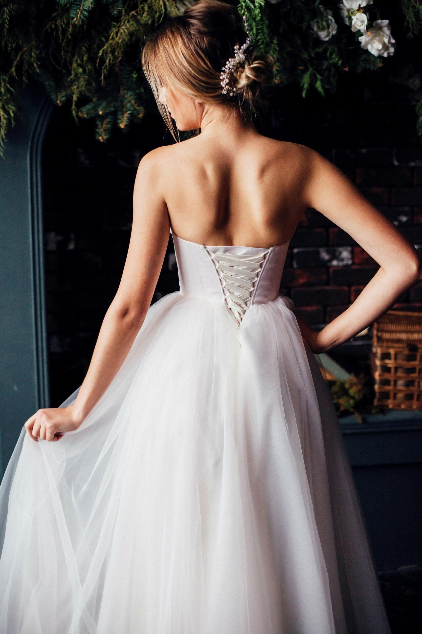 Свадебное платье VANESSA, коллекция THE ABSOLUTE LOVE, бренд RARE BRIDAL, фото 3